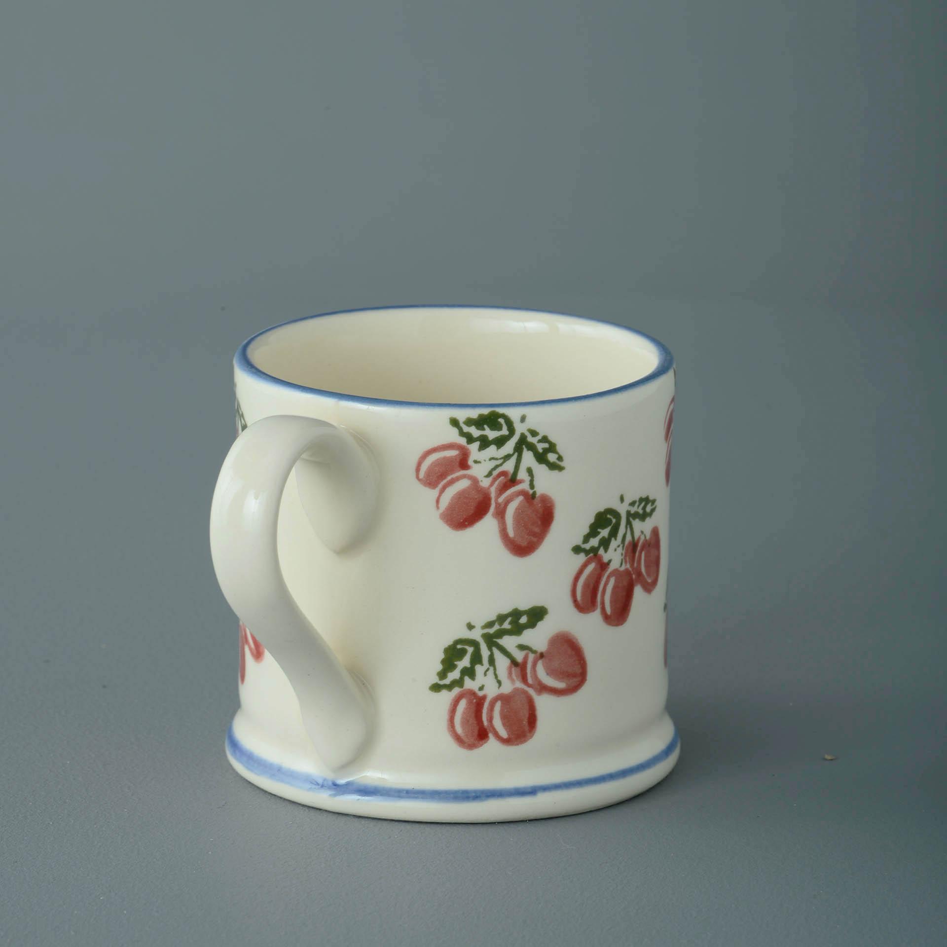 Cherries 150ml Small Mug 7 x 7.3cm