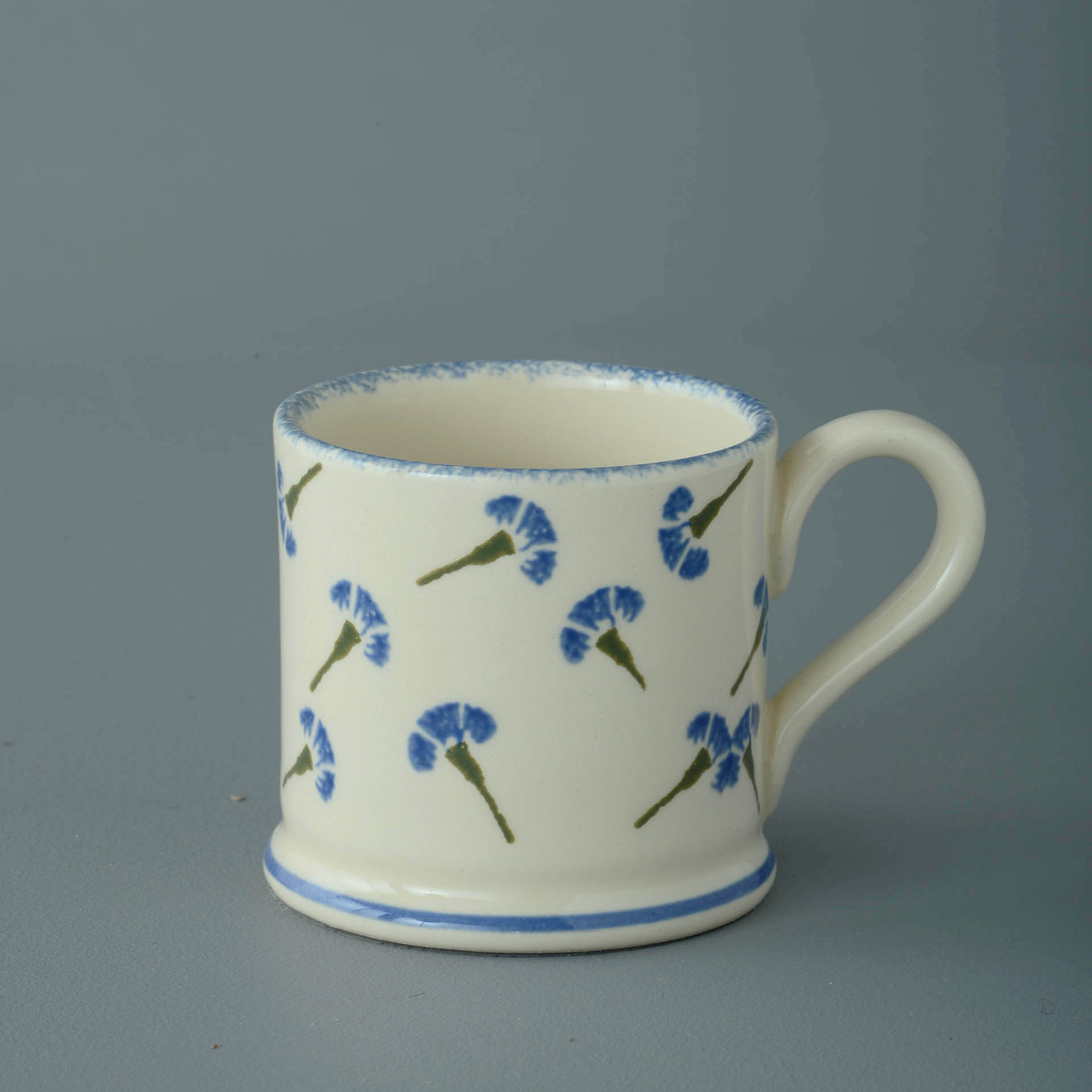 Cornflower 150ml Small Mug 7 x 7.3cm
