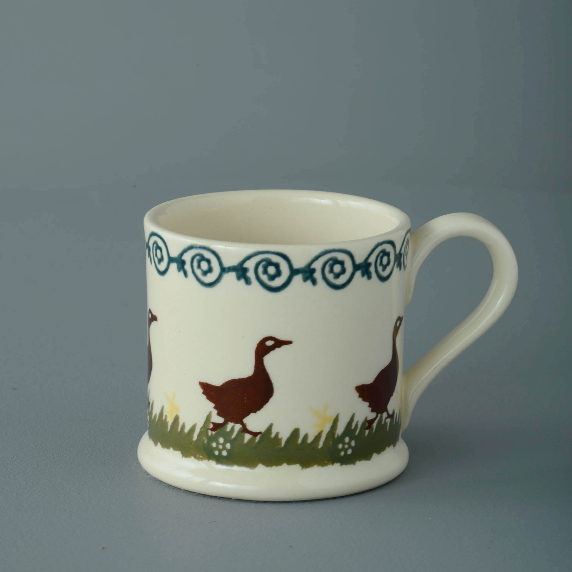 Ducks 150ml Small Mug 7 x 7.3cm
