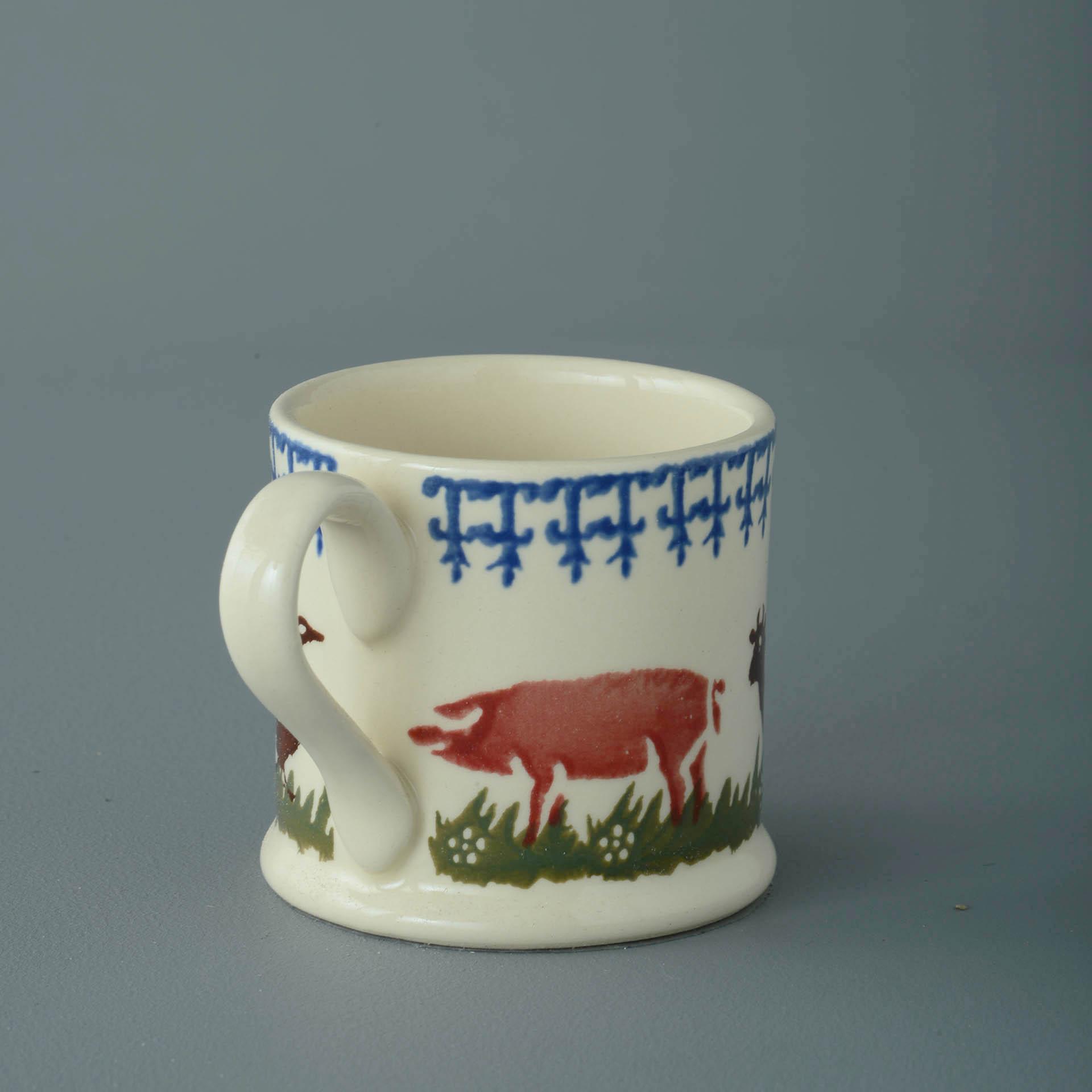 Farm Animals 150ml Small Mug 7 x 7.3cm