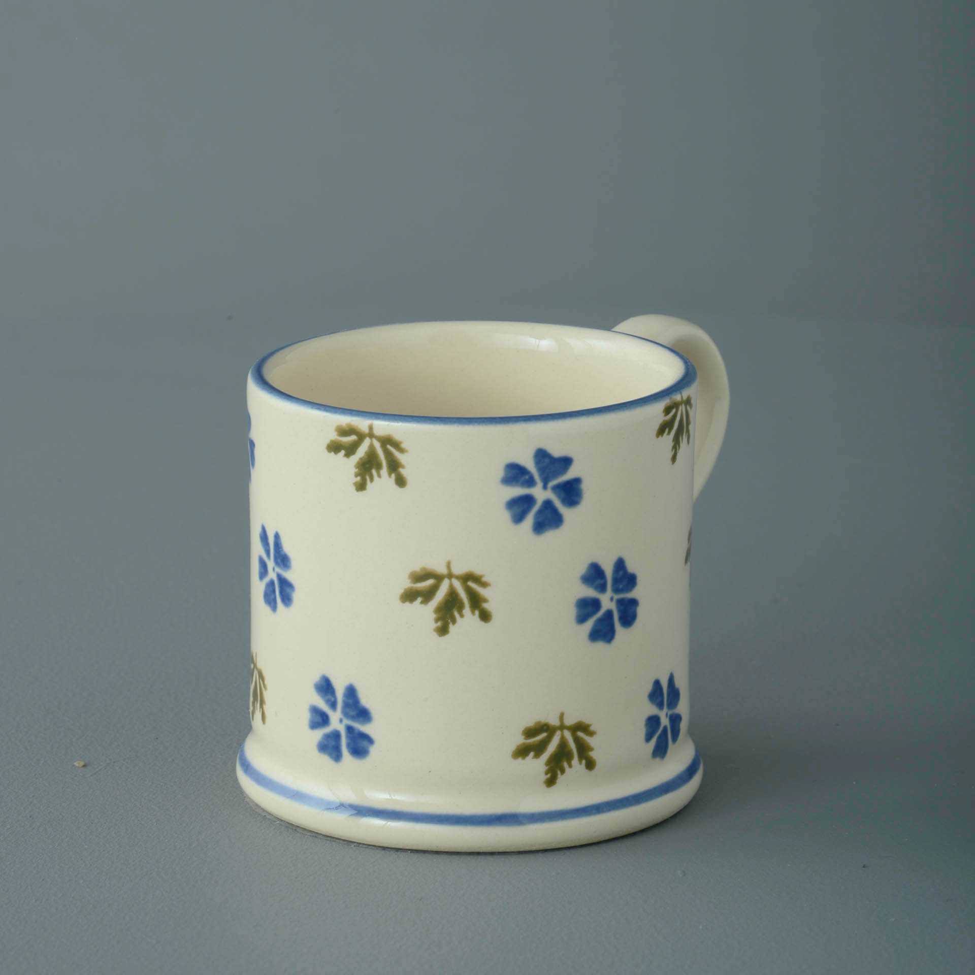 Geranium 150ml Small Mug 7 x 7.3cm