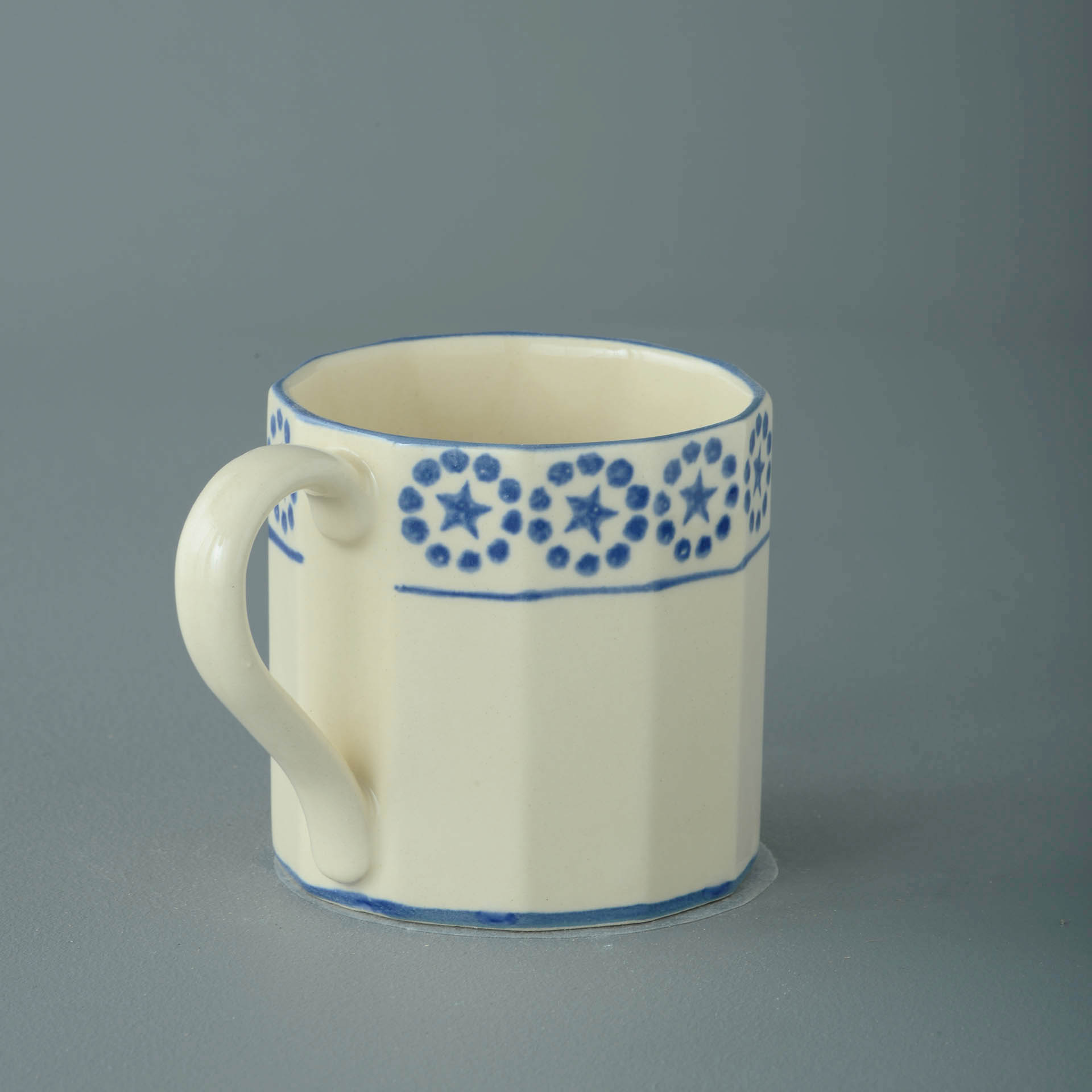 Blue Star Dufort French style Mug Small