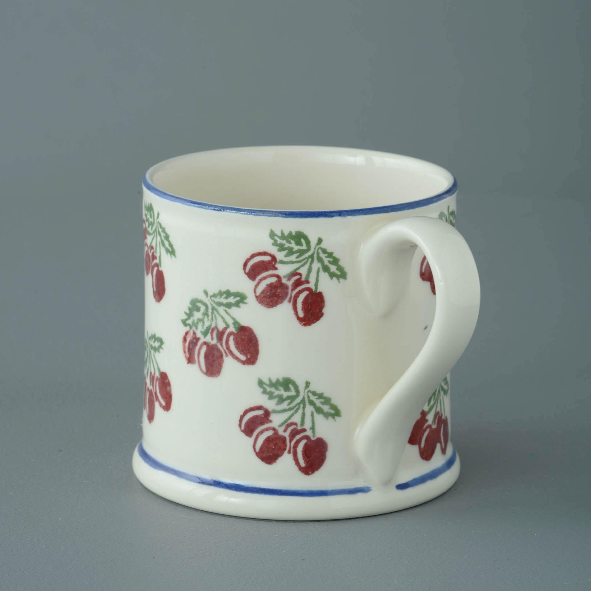 Cherries 250ml Large Mug 8 x 8.4cm