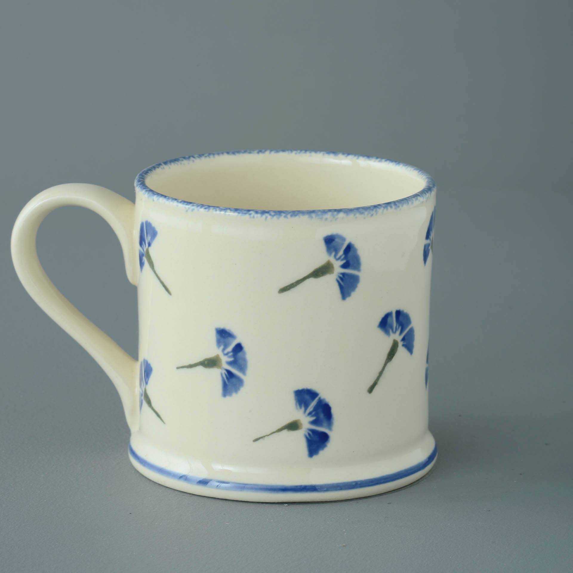 Cornflower 250ml Large Mug 8 x 8.4cm