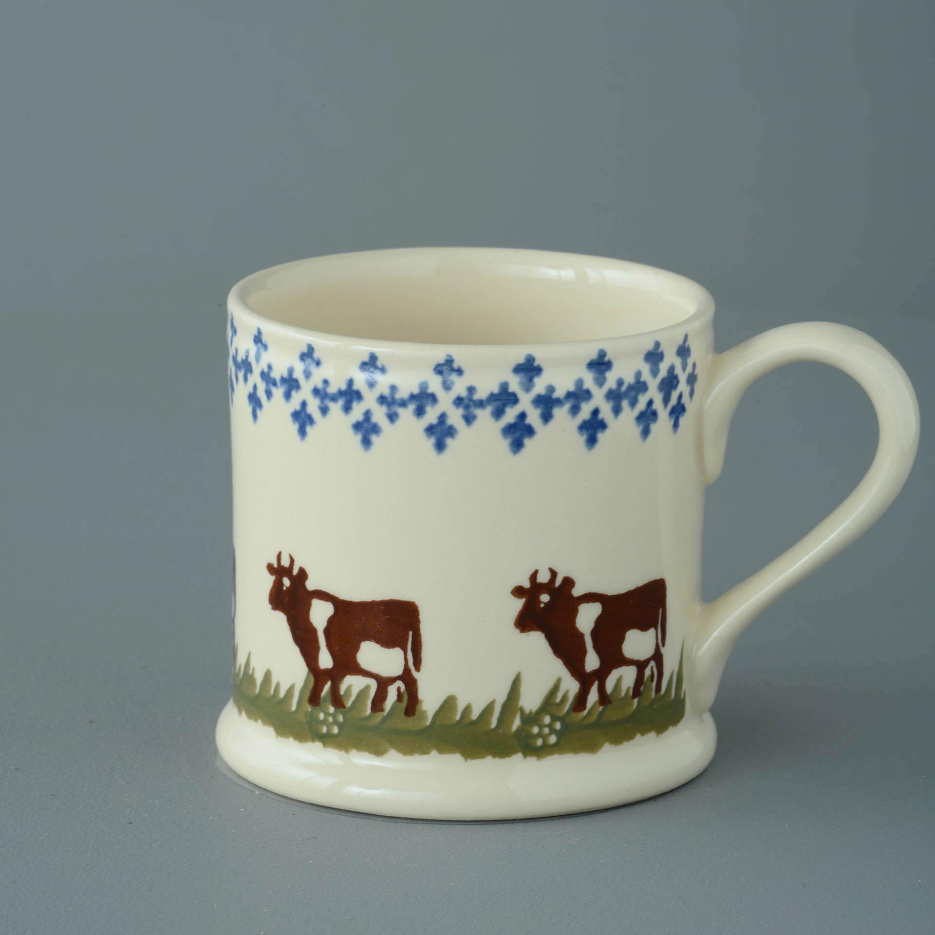 Cows 250ml Large Mug 8 x 8.4cm