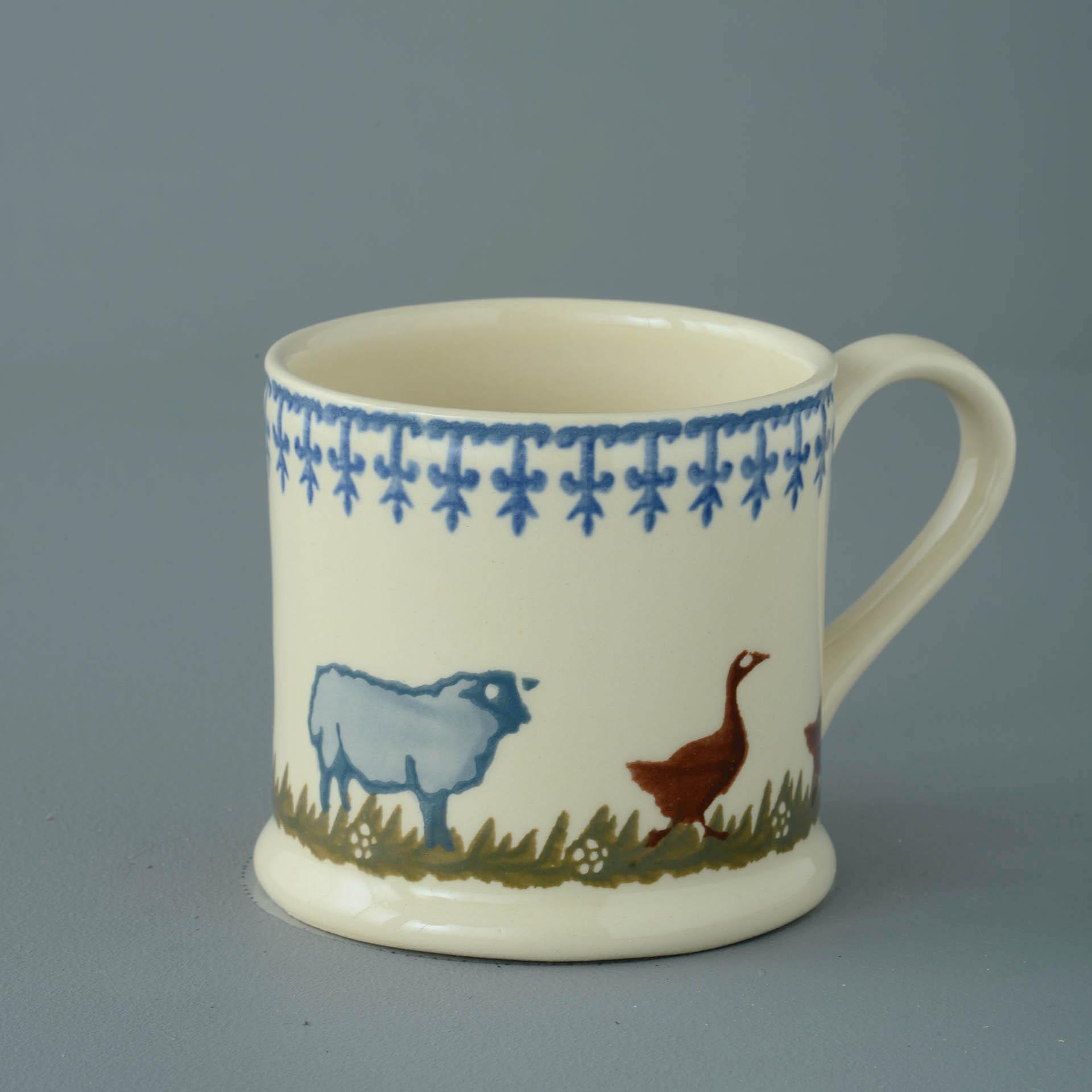 Farm Animals 250ml Large Mug 8 x 8.4cm