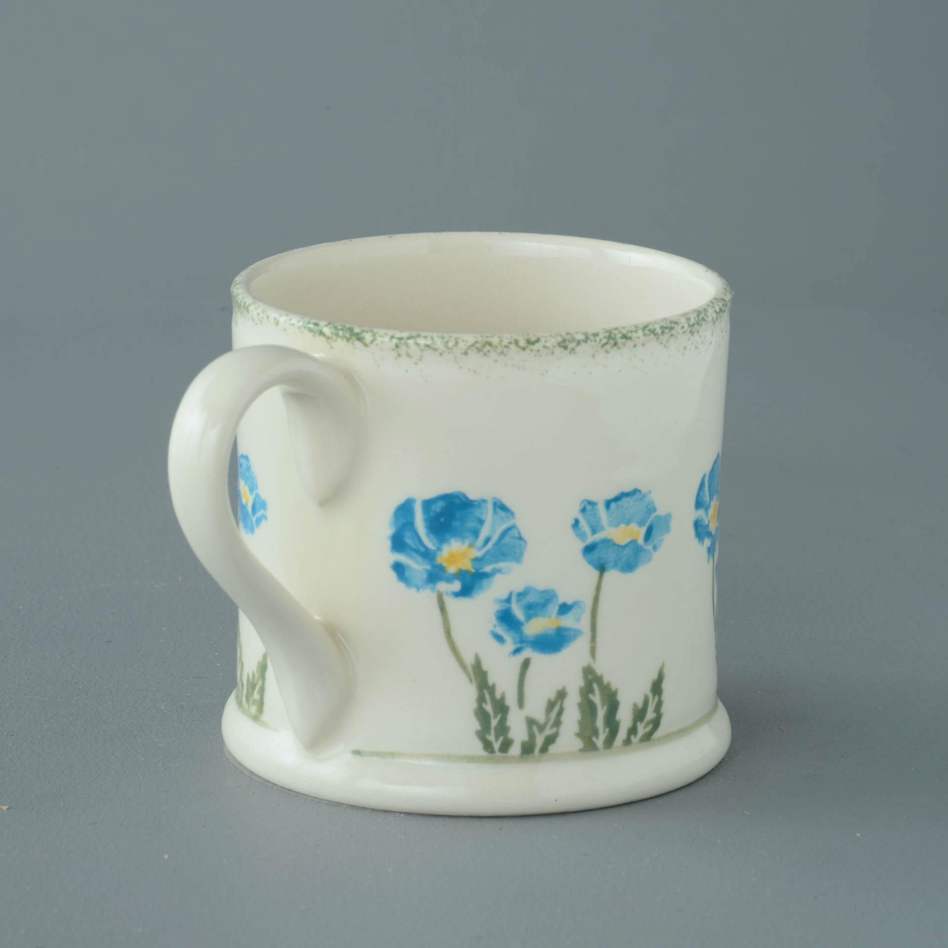 Poppy Tibetan 250ml Large Mug 8 x 8.4cm