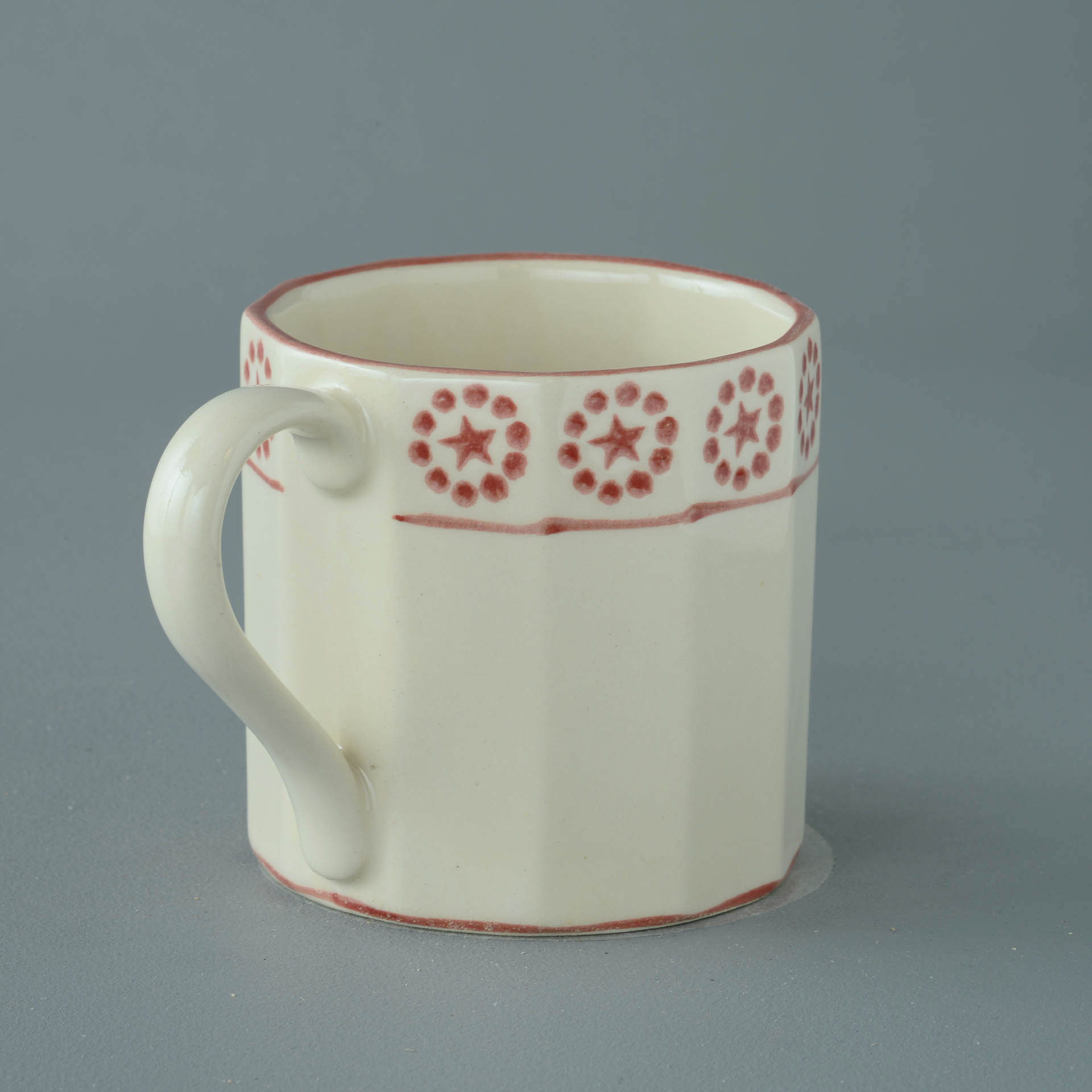 Red Star Dufort French style Mug Large