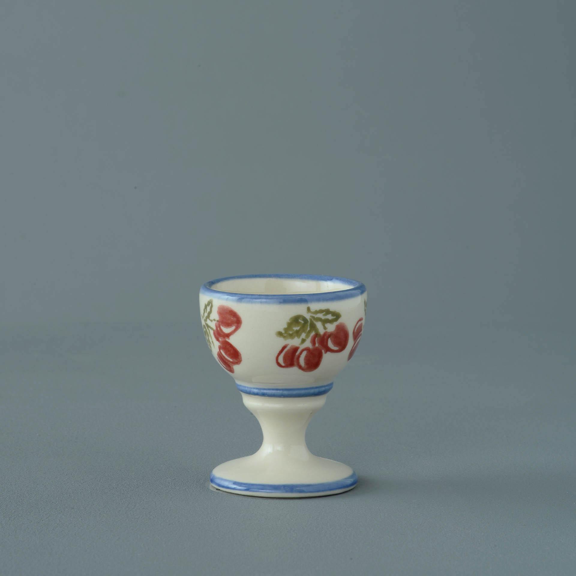 Cherries Egg cup 6.3 x 5.2cm