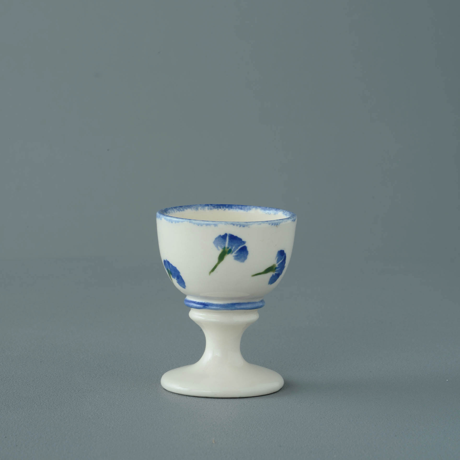 Cornflower Egg cup 6.3 x 5.2cm