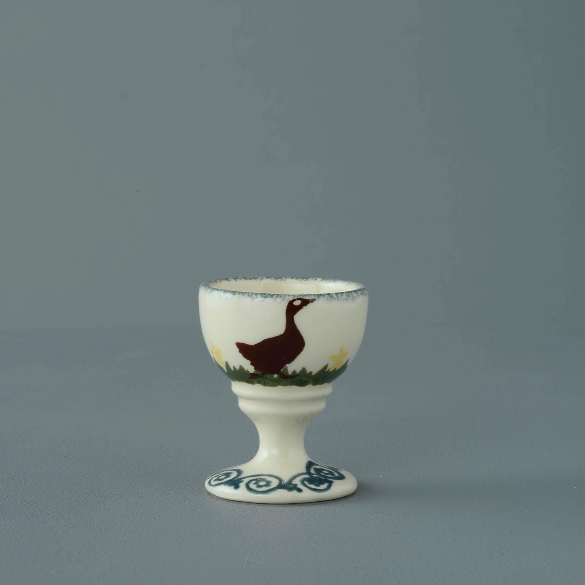 Ducks Egg cup 6.3 x 5.2cm