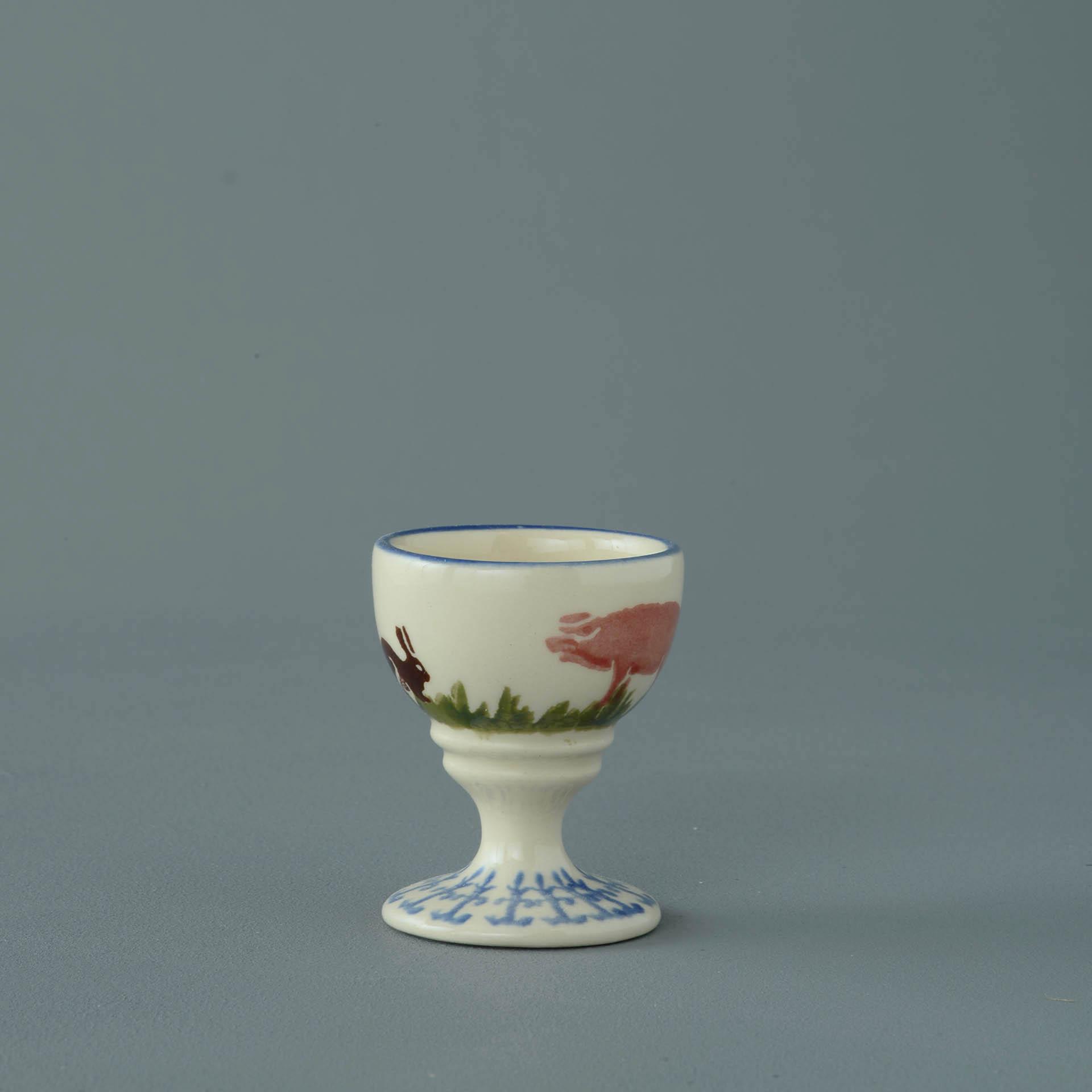 Farm Animals Egg cup 6.3 x 5.2cm
