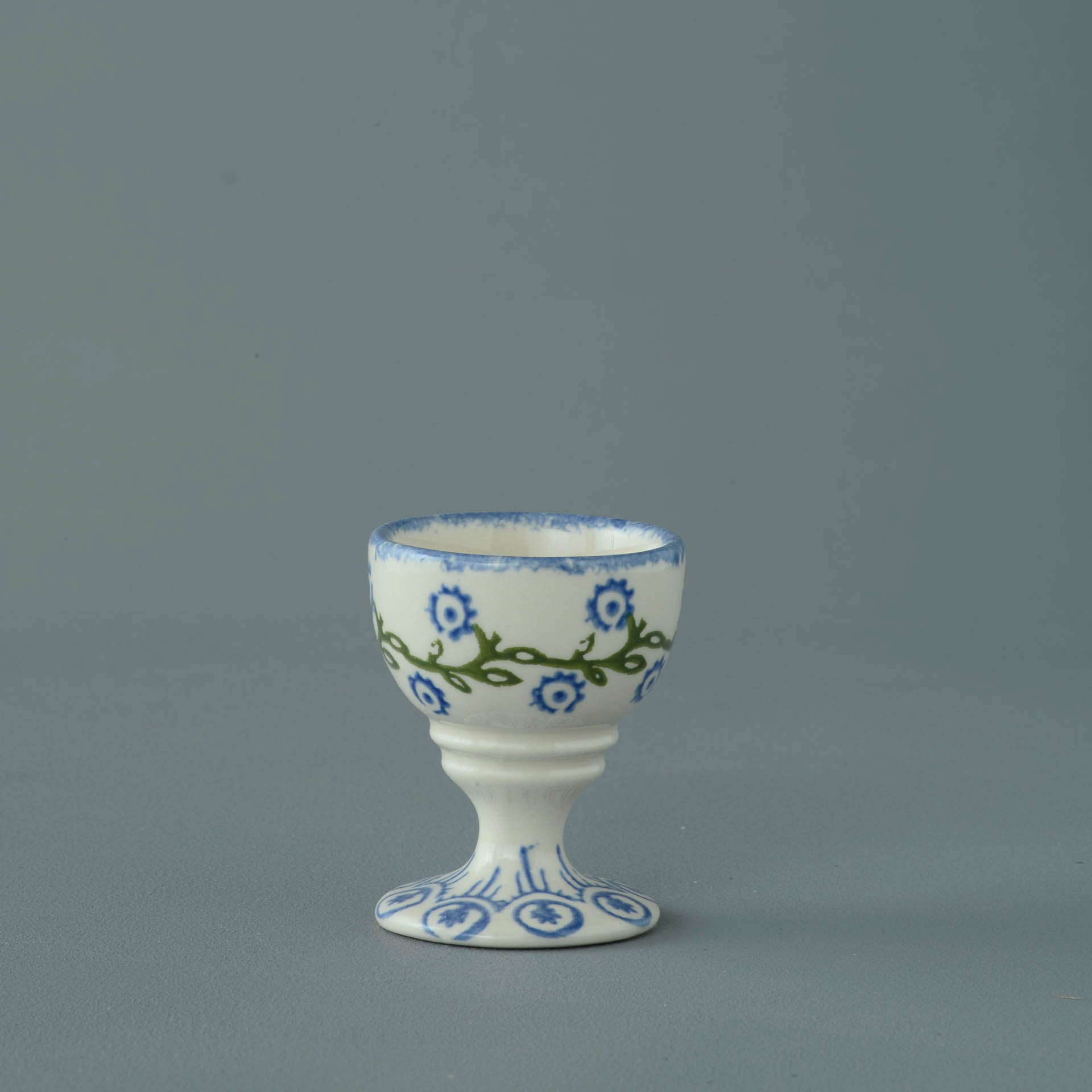 Floral Garland Egg cup 6.3 x 5.2cm