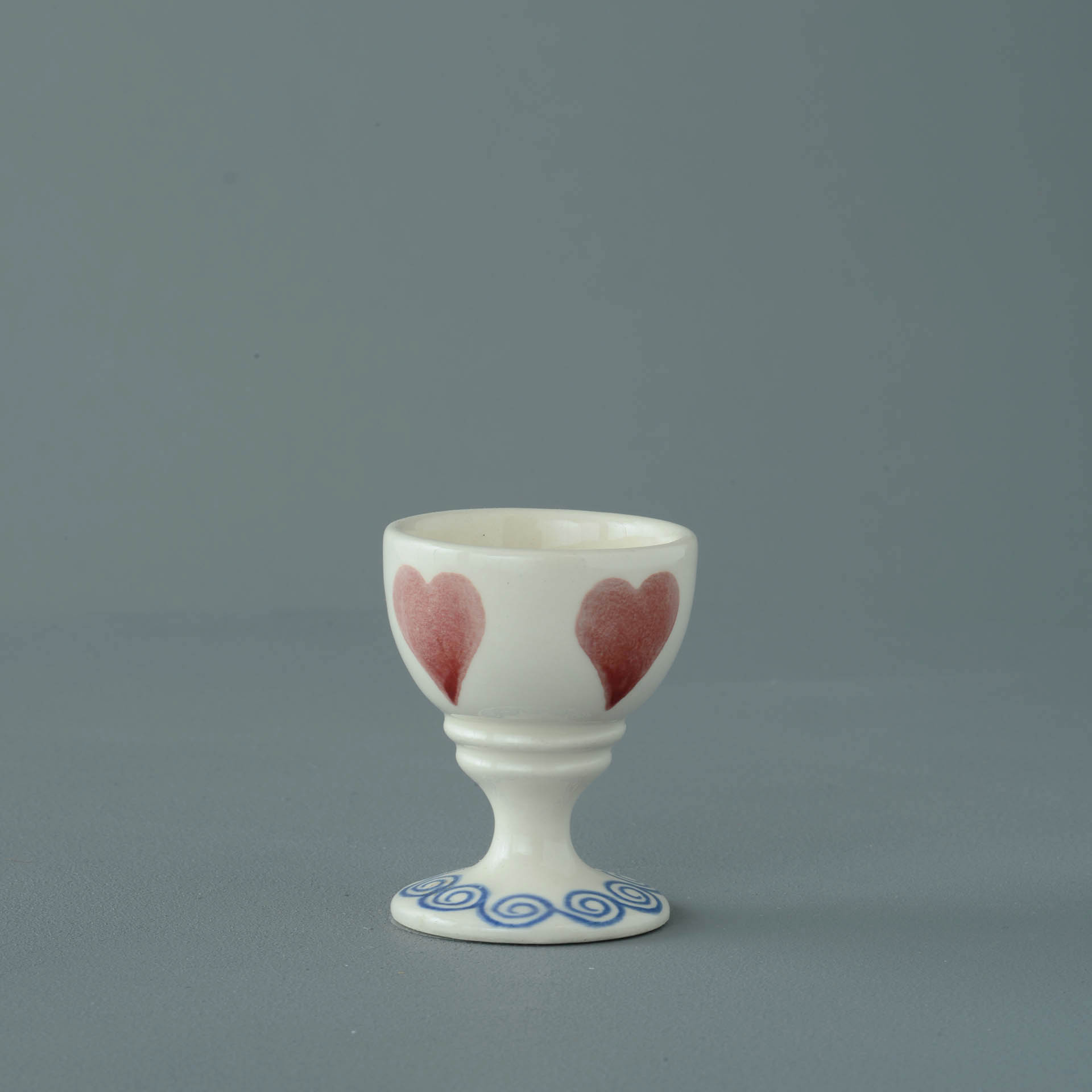 Hearts Egg cup 6.3 x 5.2cm