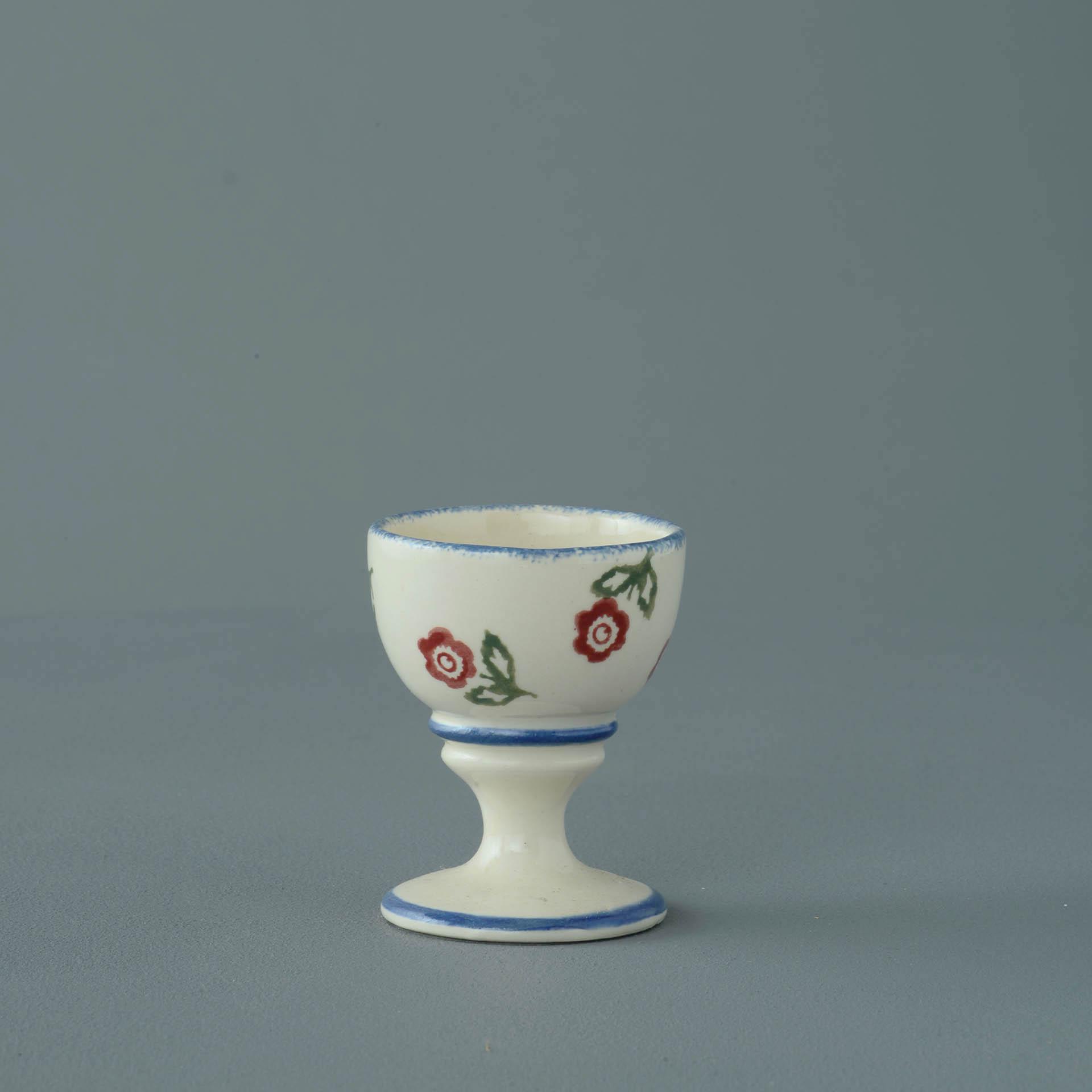 Scattered Rose Egg cup 6.3 x 5.2cm