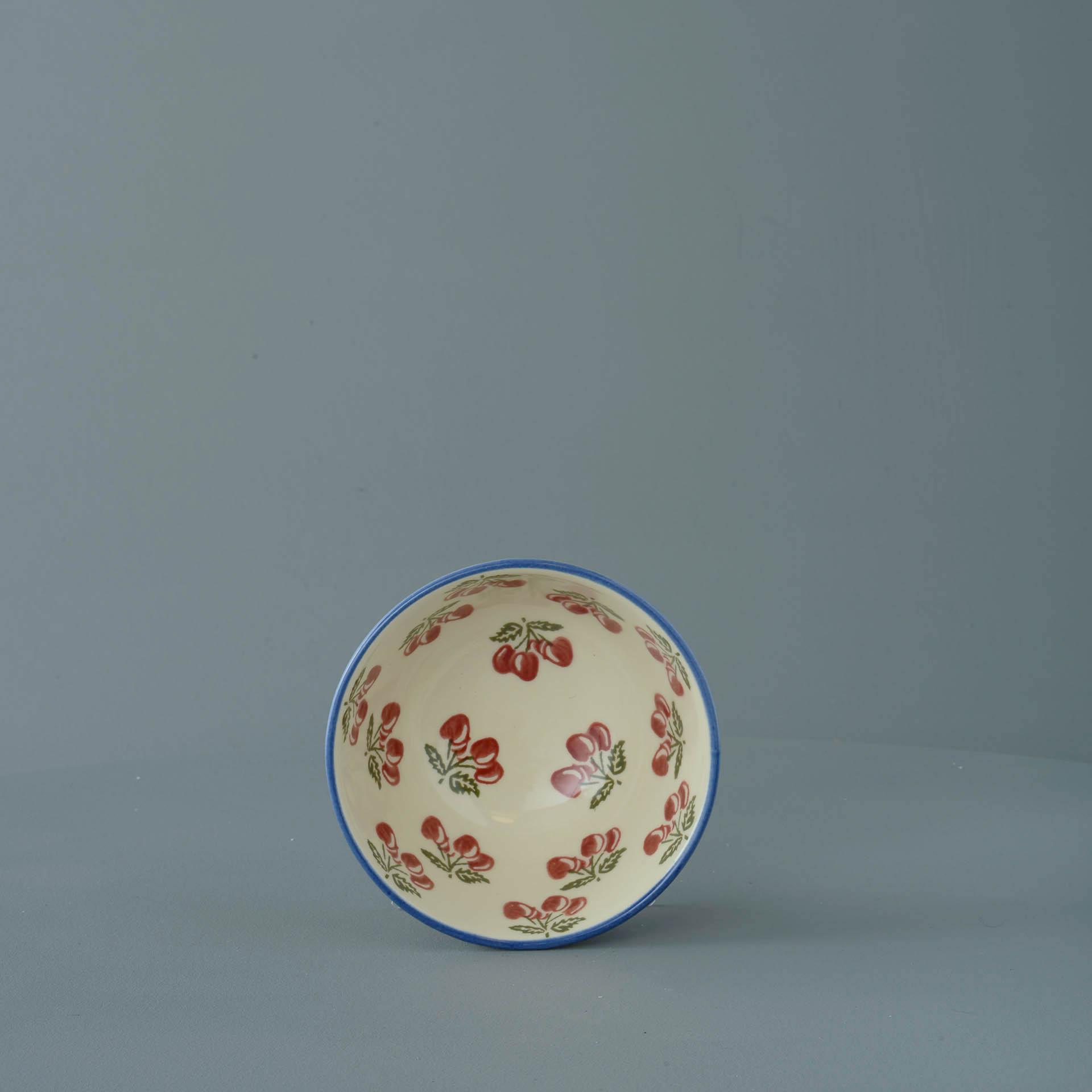 Cherries Small Bowl 6.5 x 12 cm