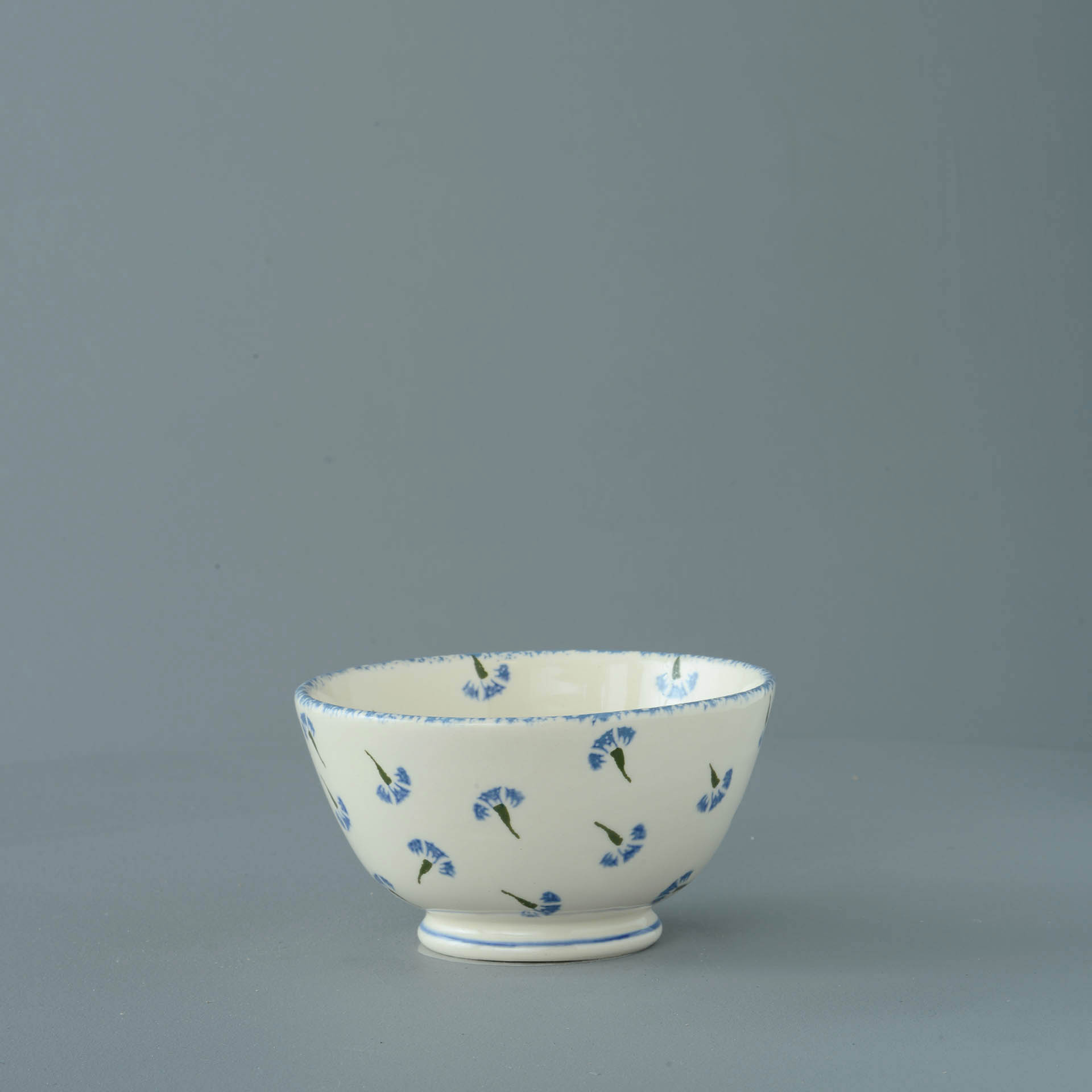 Cornflower Small Bowl 6.5 x 12 cm