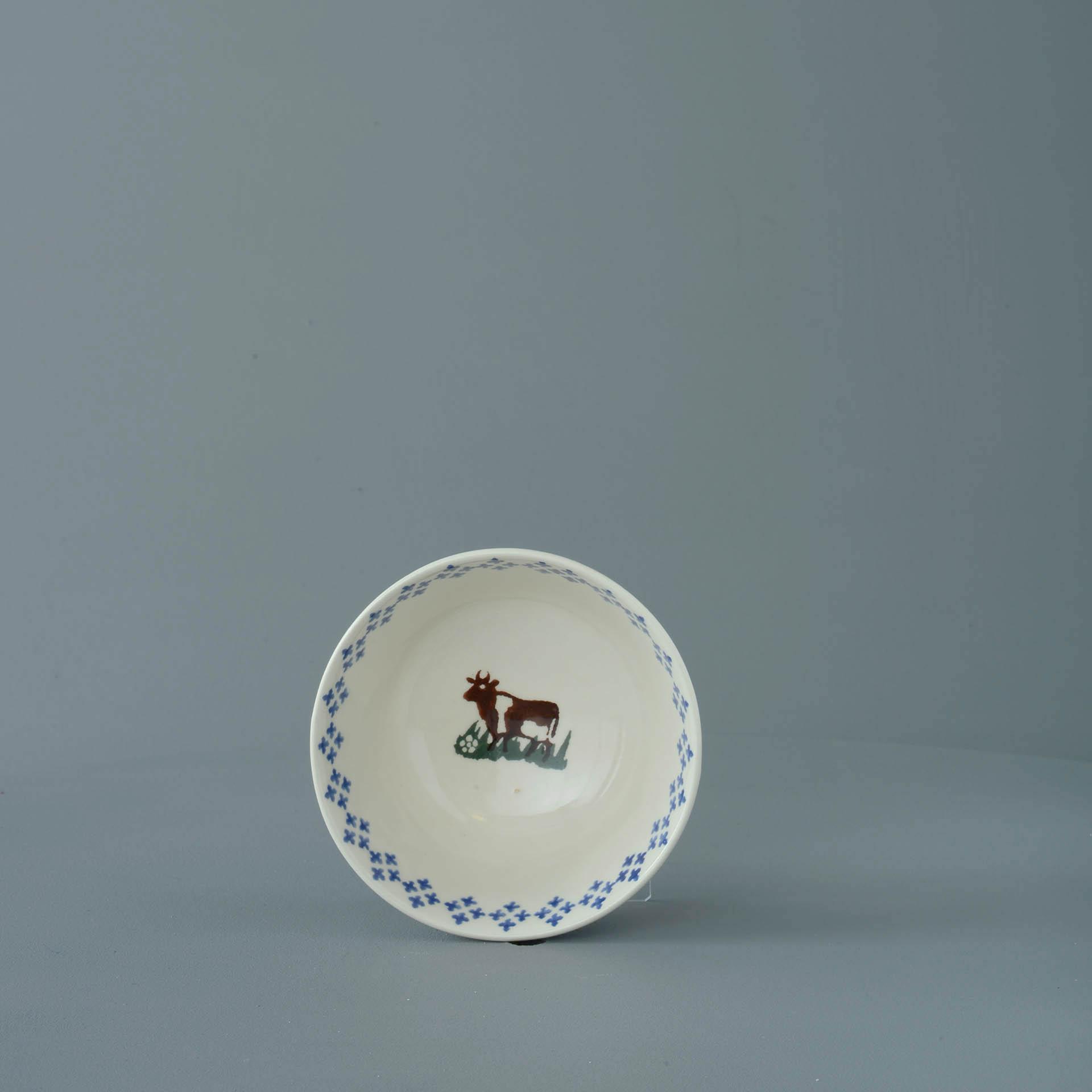 Cows Small Bowl 6.5 x 12 cm