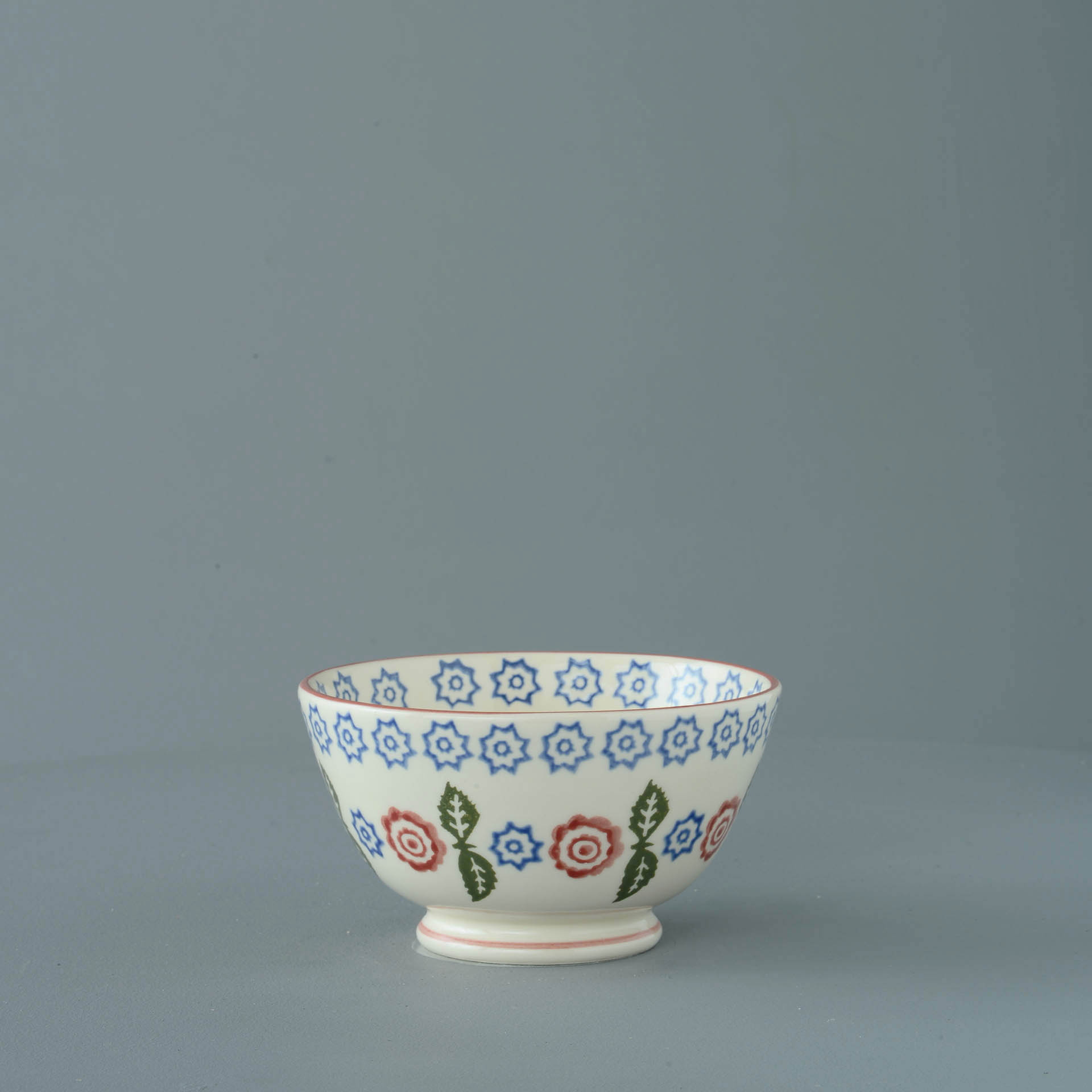 Victorian Floral Small Bowl 6.5 x 12 cm