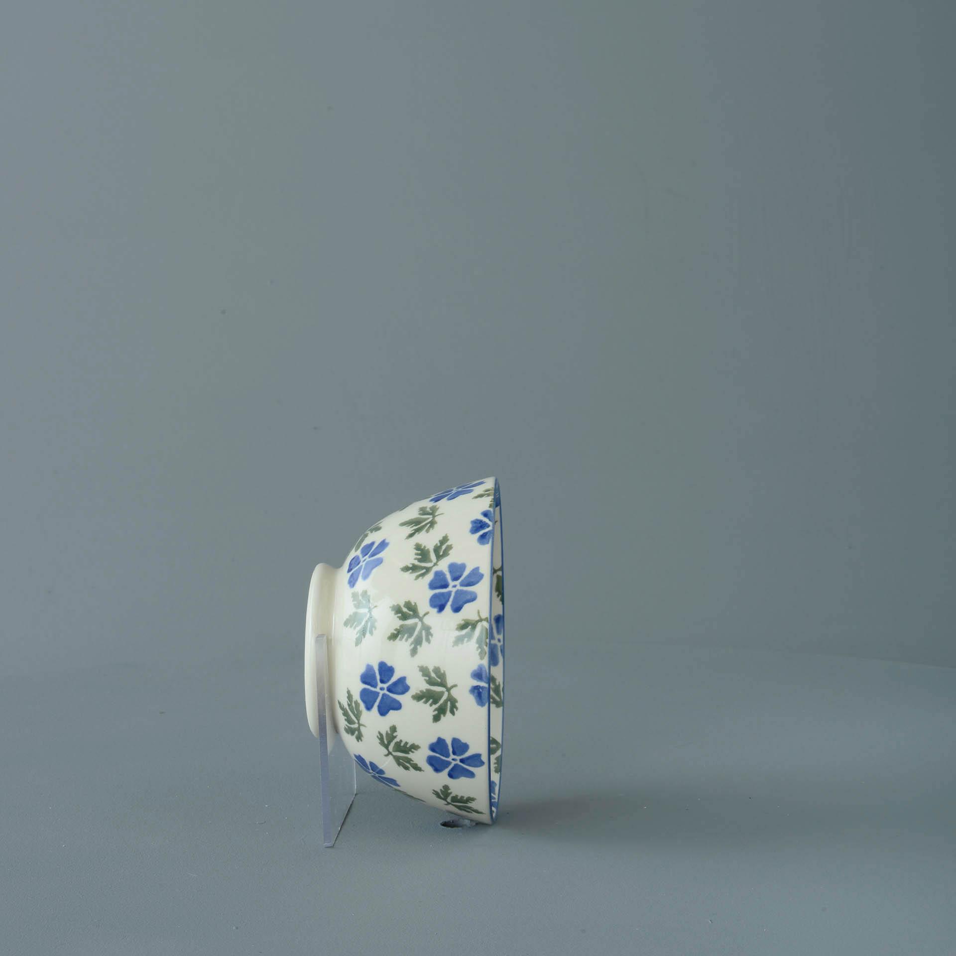 Geranium Small Bowl 6.5 x 12 cm