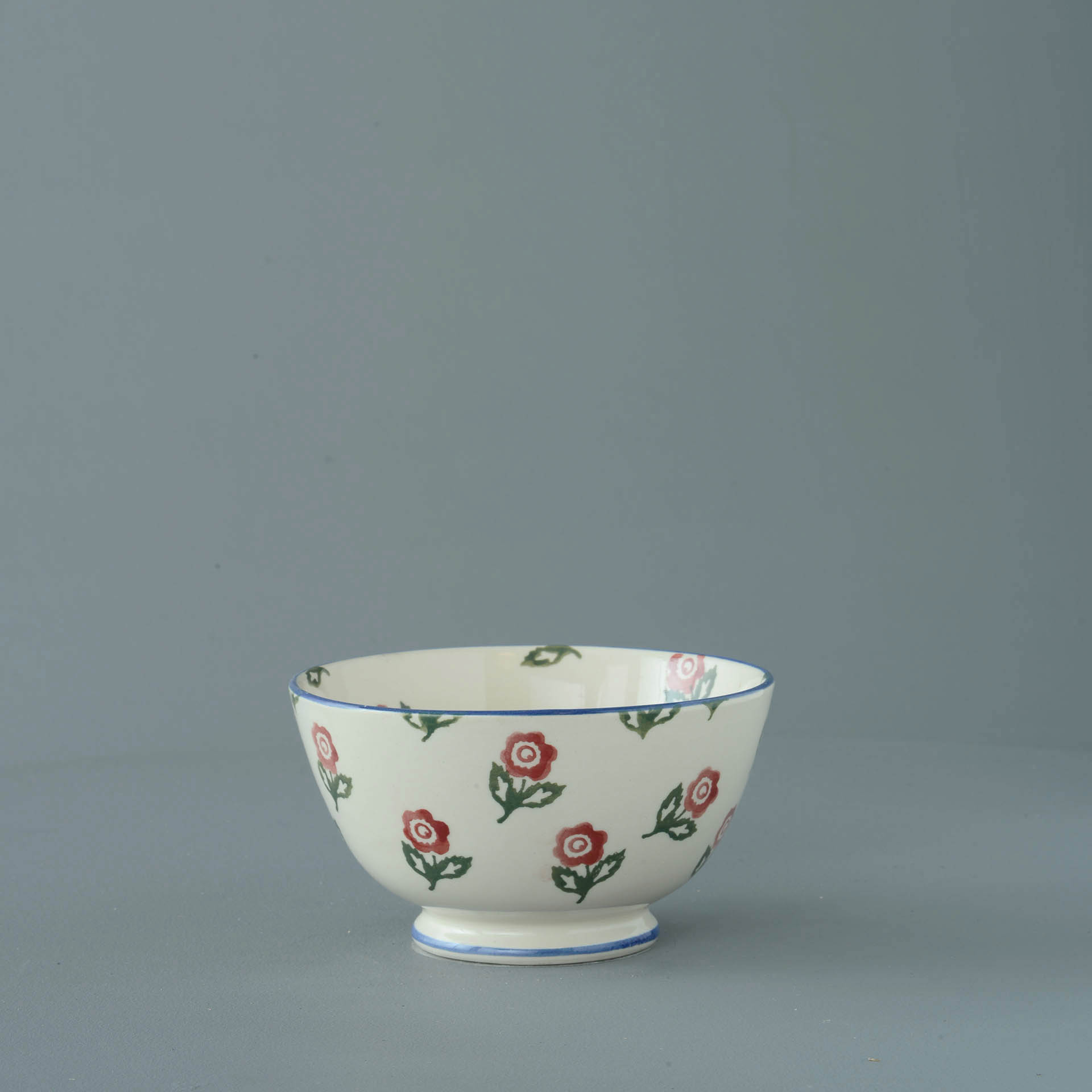 Scattered Rose Small Bowl 6.5 x 12 cm