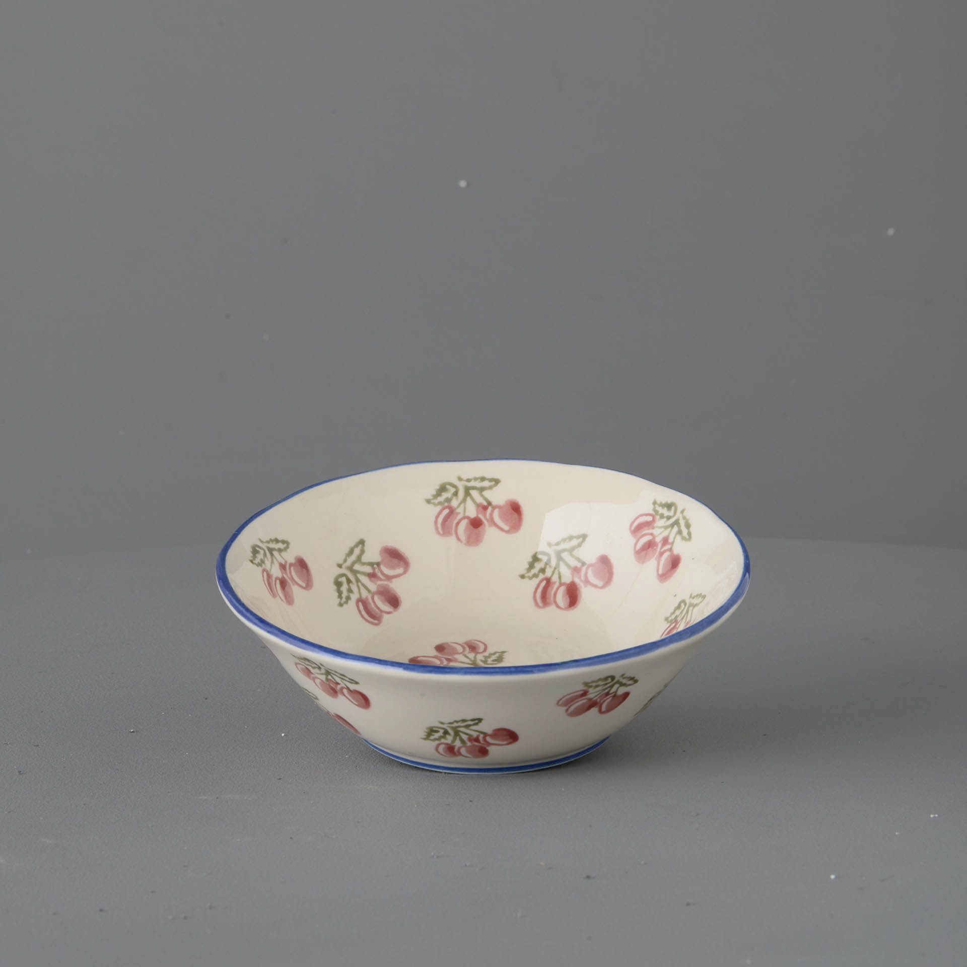 Cherries Baby Bowl 4.5 x 15cm