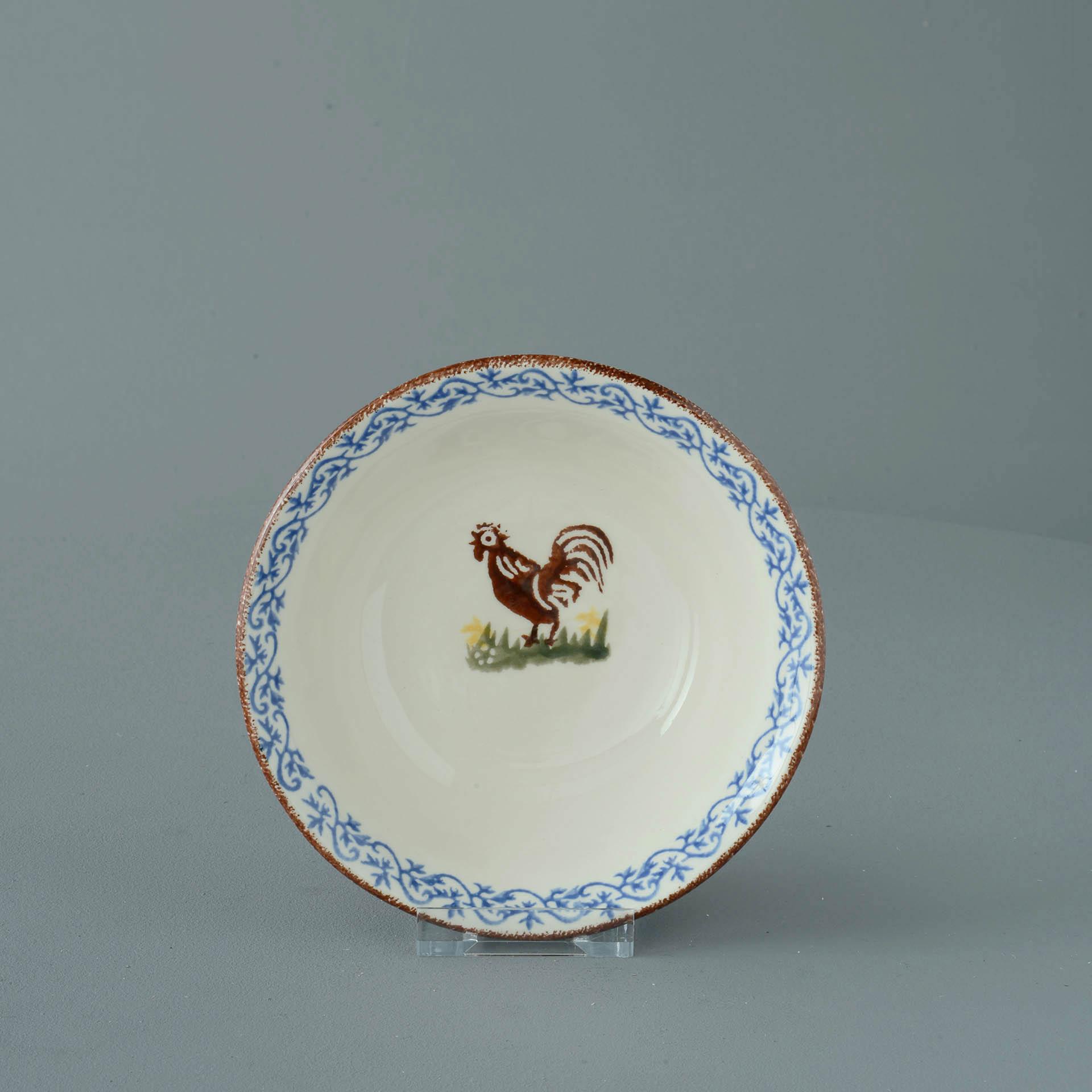 Cock & Hen Baby Bowl 4.5 x 15cm