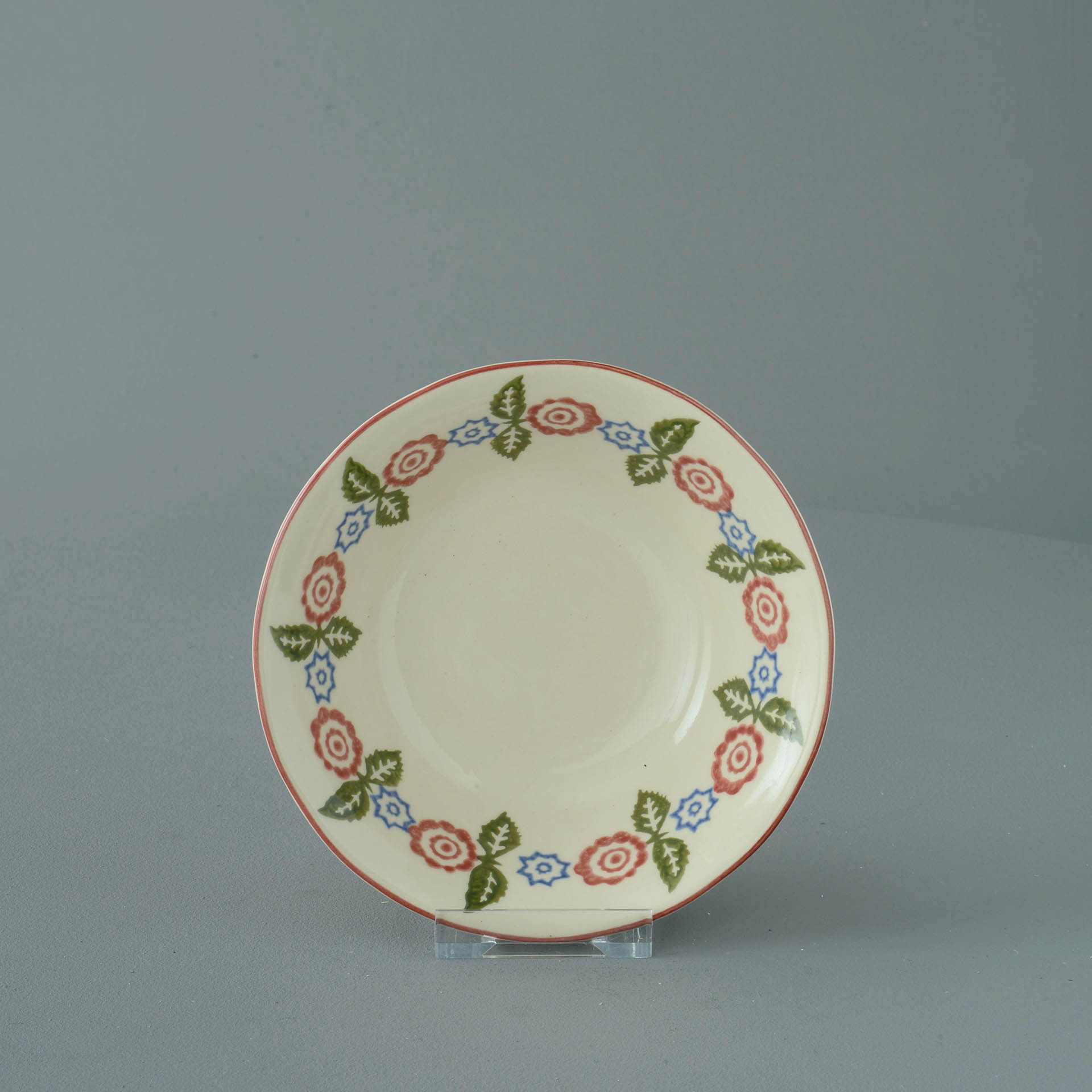 Victorian Floral Baby Bowl 4.5 x 15cm