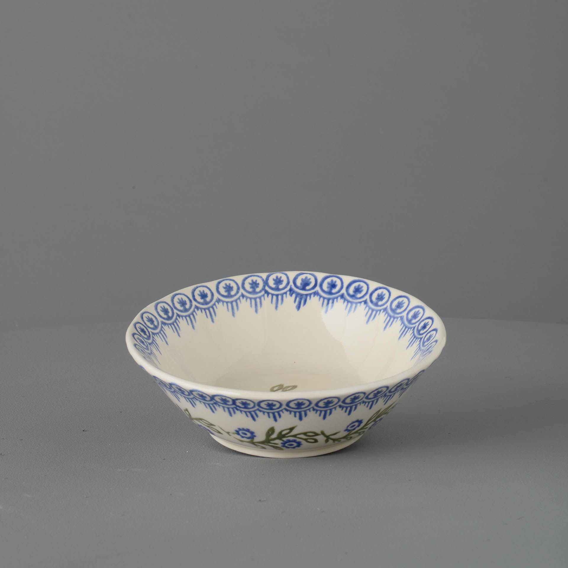 Floral Garland Baby Bowl 4.5 x 15cm