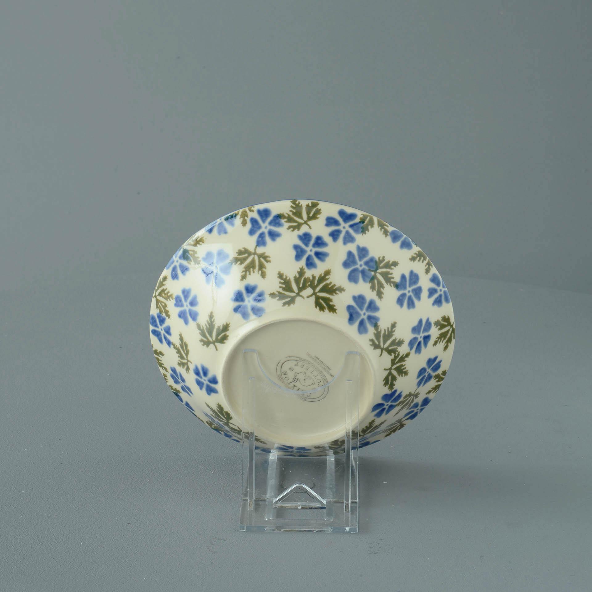 Geranium Baby Bowl 4.5 x 15cm