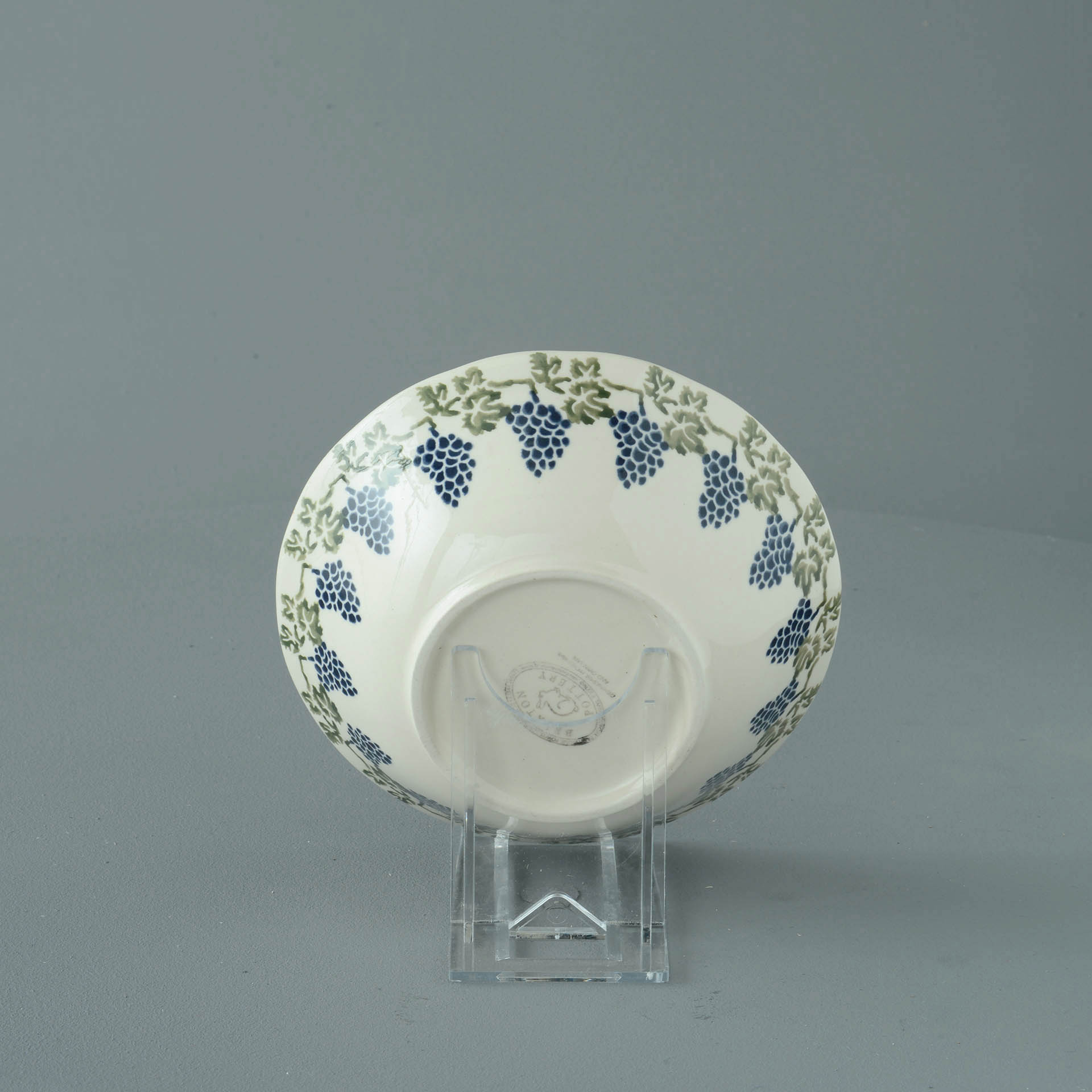 Grapes and Vine Baby Bowl 4.5 x 15cm