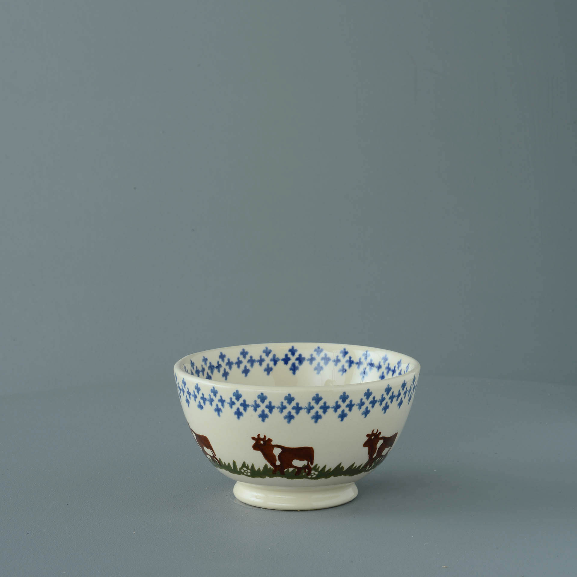 Cows Cereal Bowl 7 x 13cm