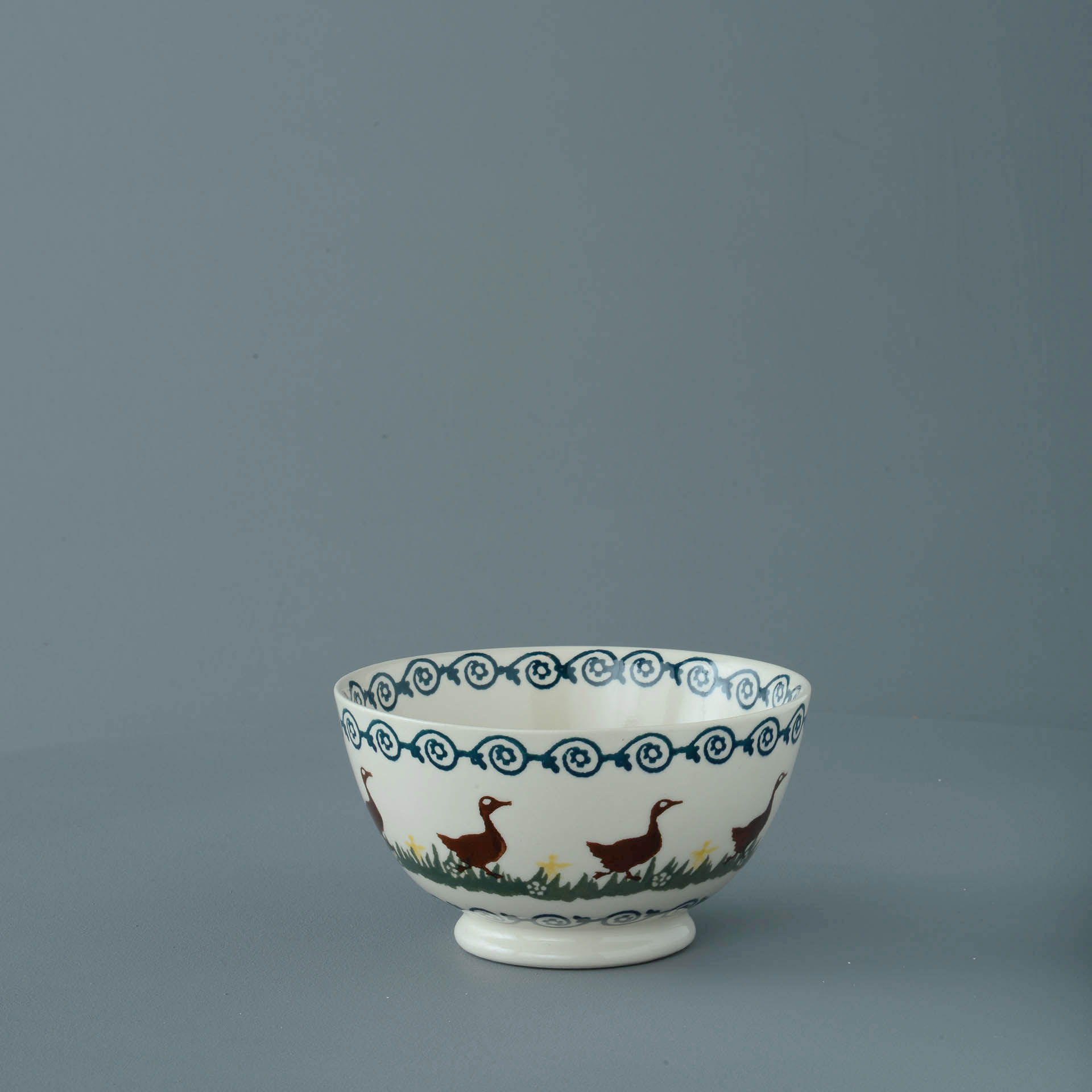 Ducks Cereal Bowl 7 x 13cm