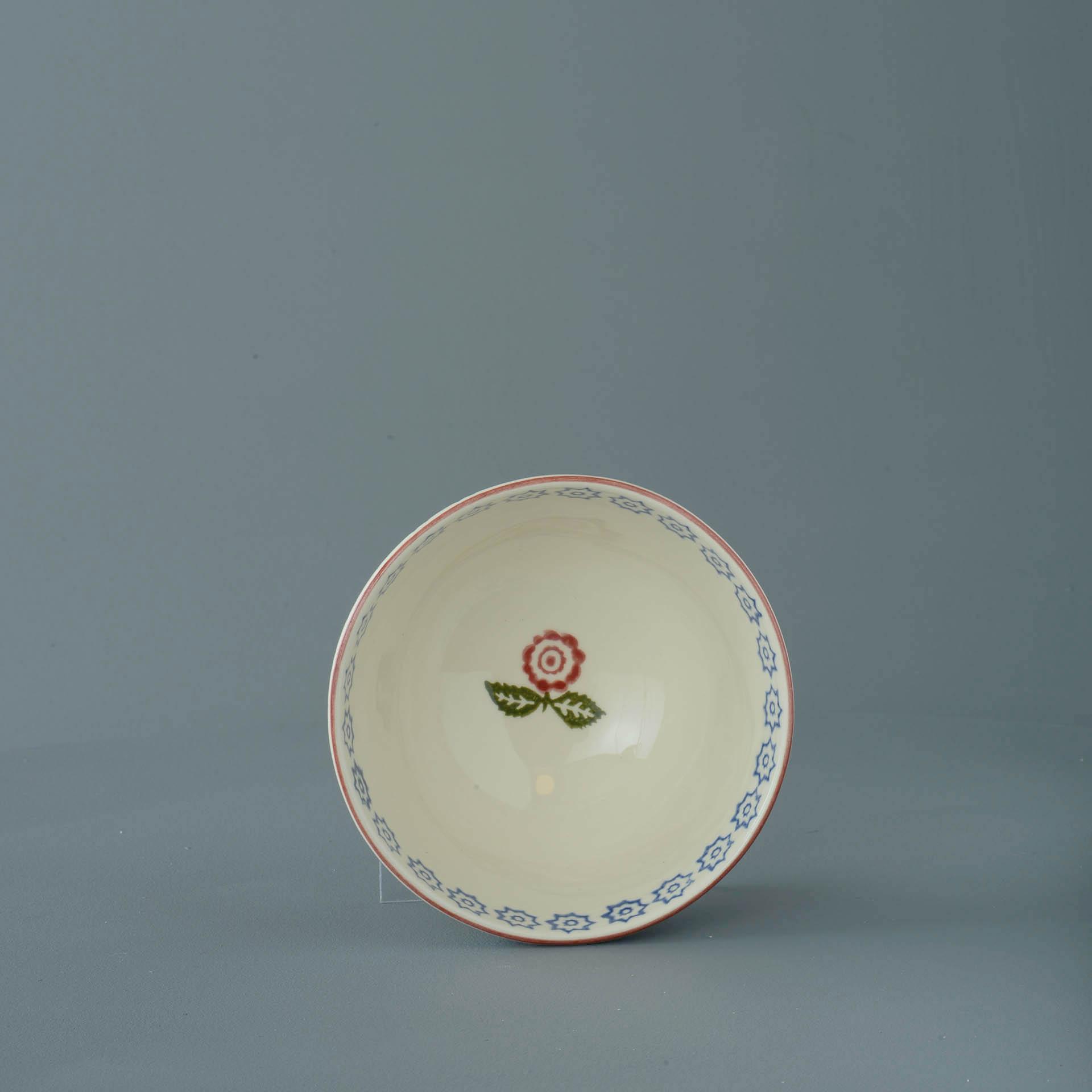 Victorian Floral Cereal Bowl 7 x 13cm