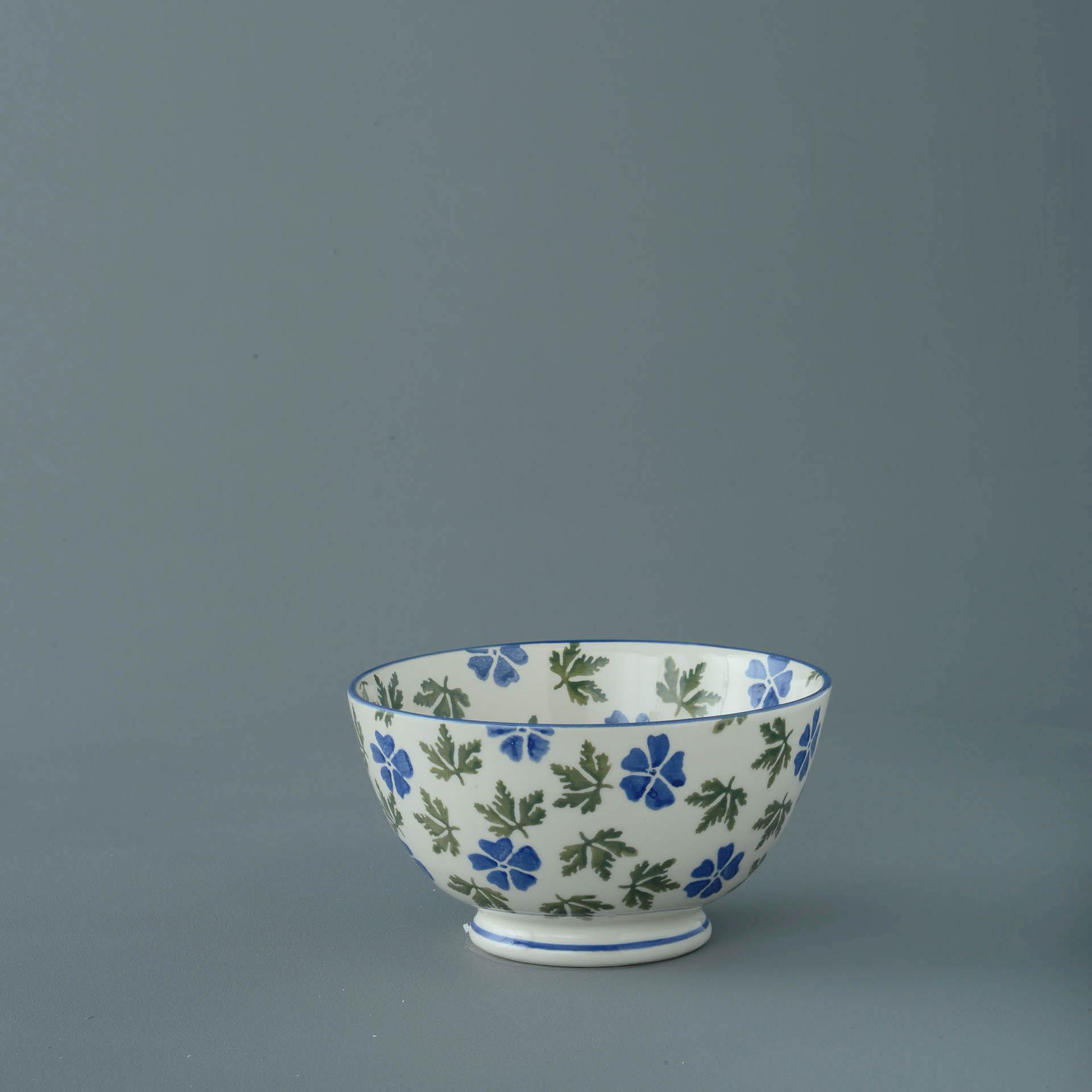 Geranium Cereal Bowl 7 x 13cm