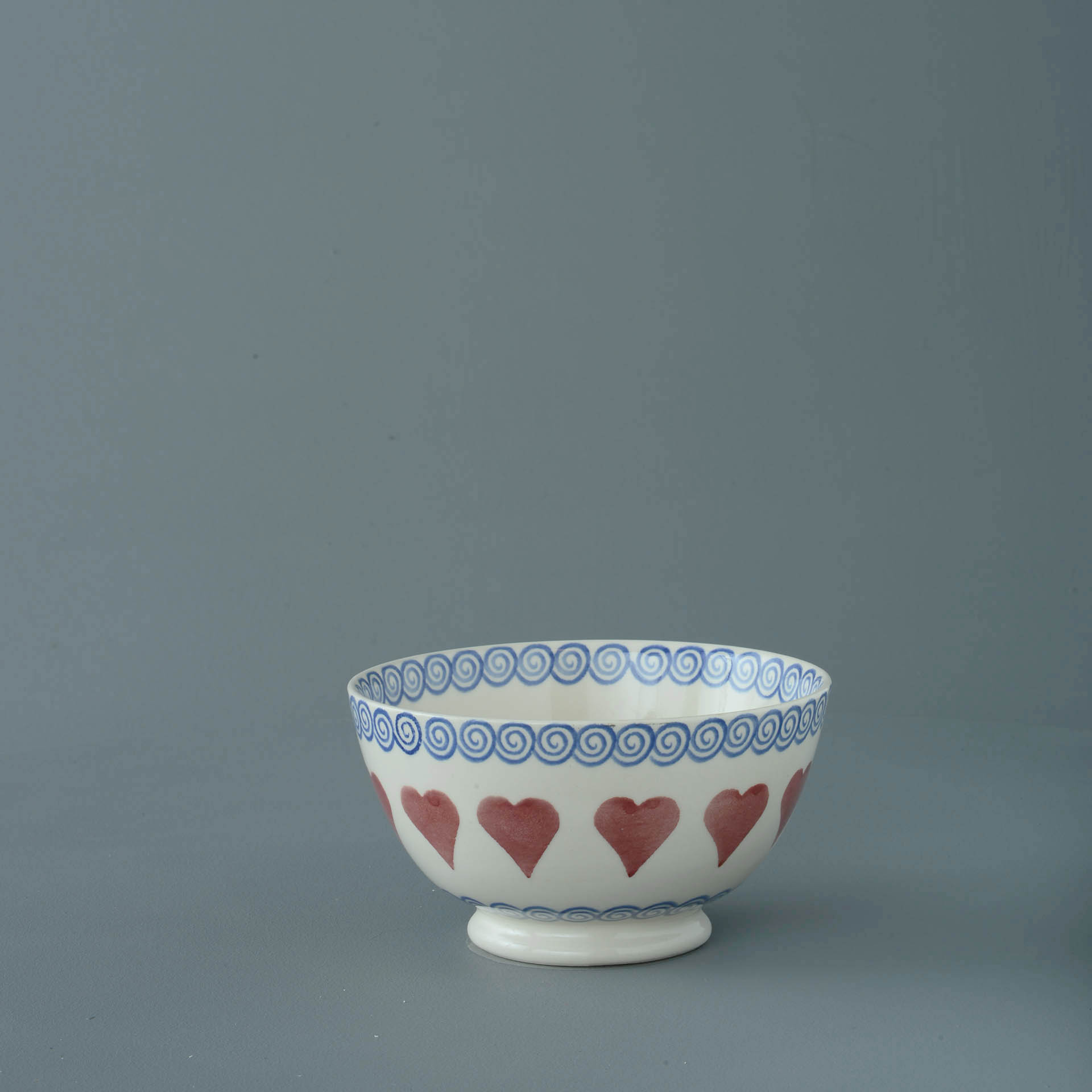 Hearts Cereal Bowl 7 x 13cm
