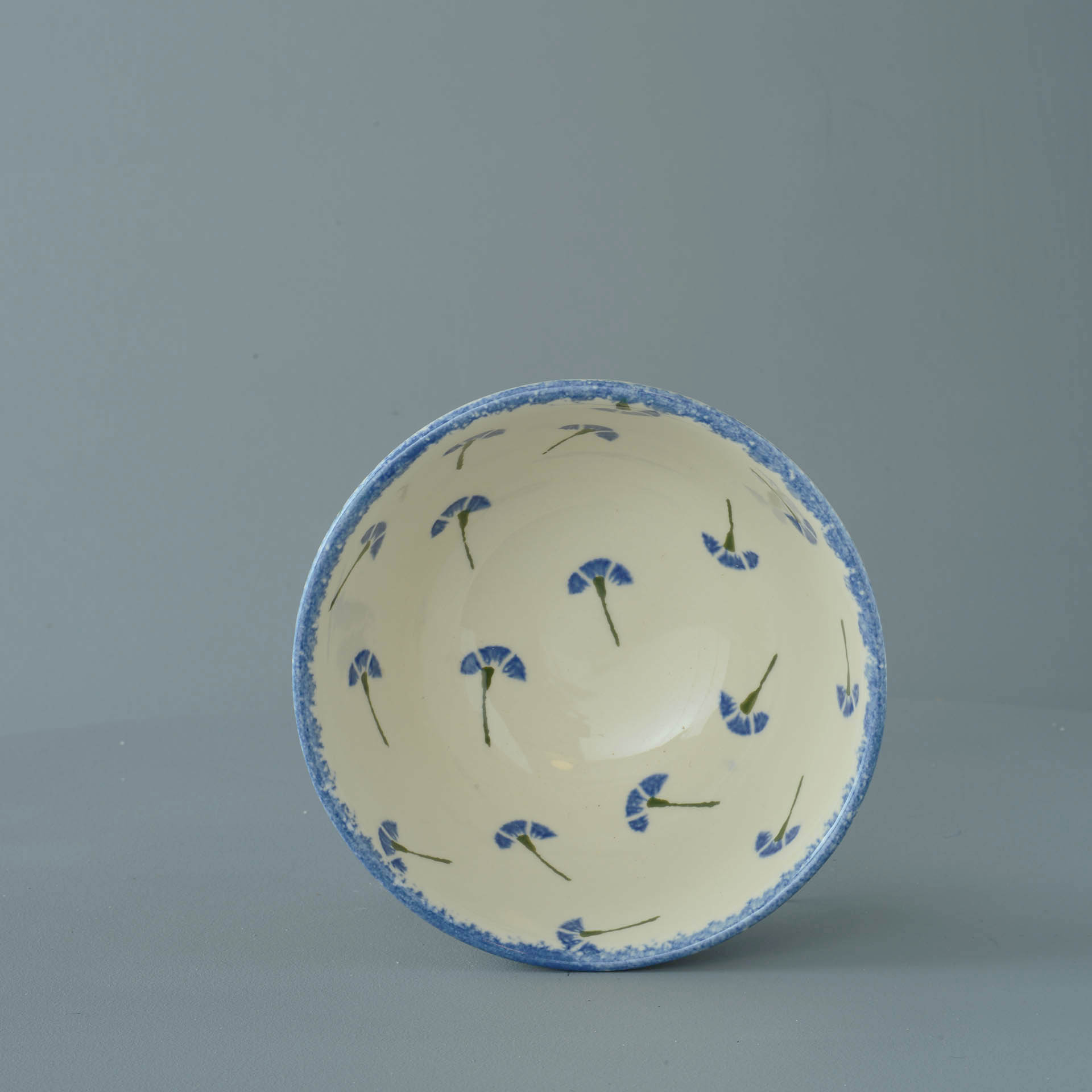 Cornflower Soup Bowl 9 x 15.5cm