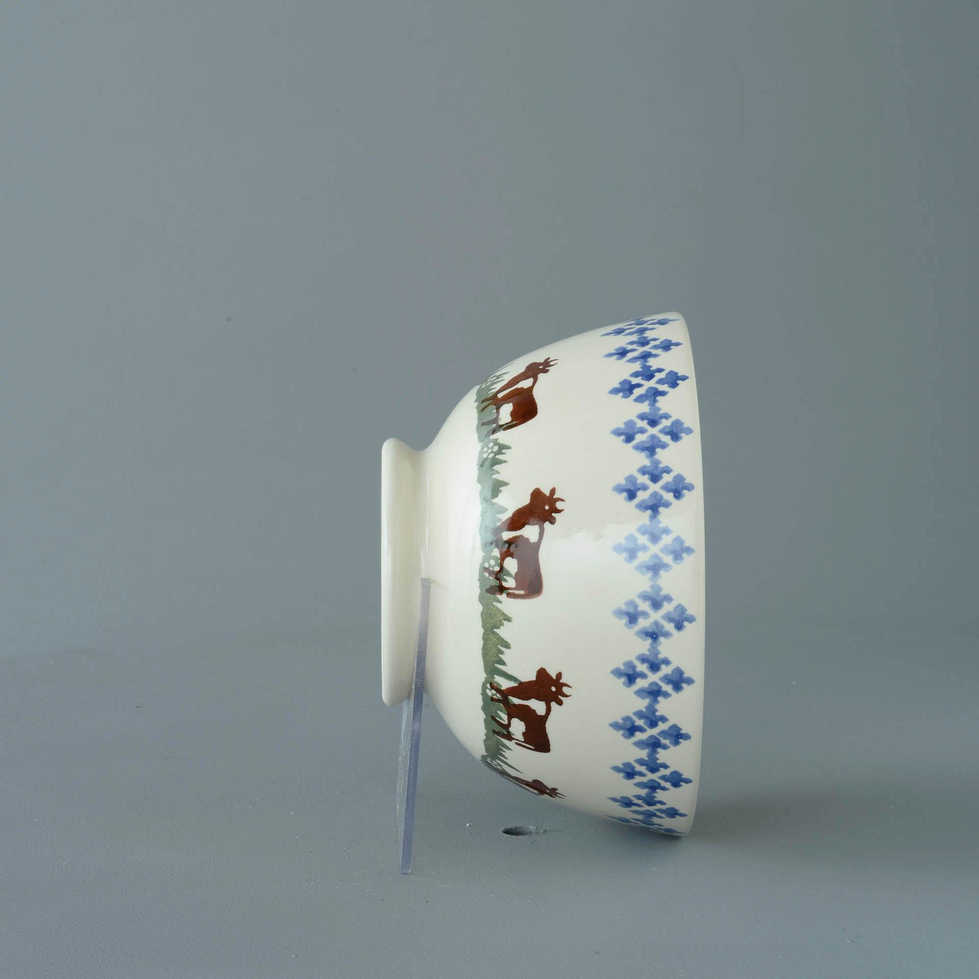 Cows Soup Bowl 9 x 15.5cm
