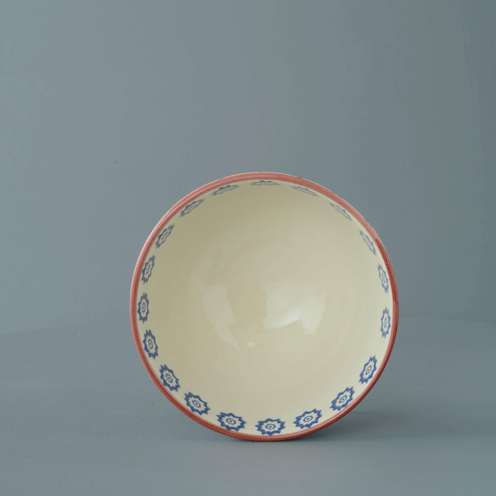 Victorian Floral Soup Bowl 9 x 15.5cm