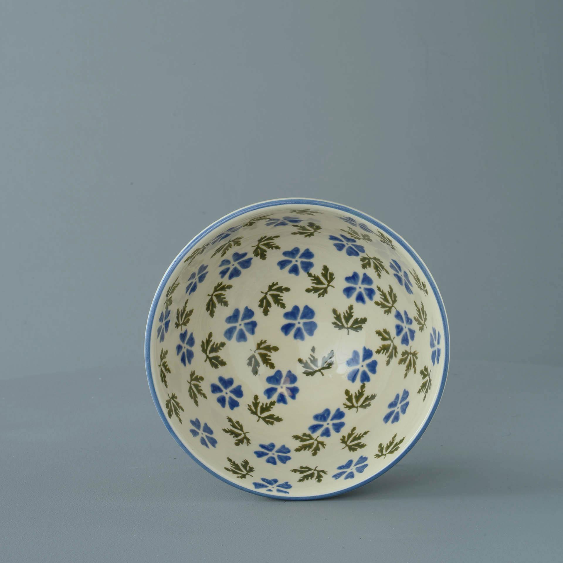 Geranium Soup Bowl 9 x 15.5cm