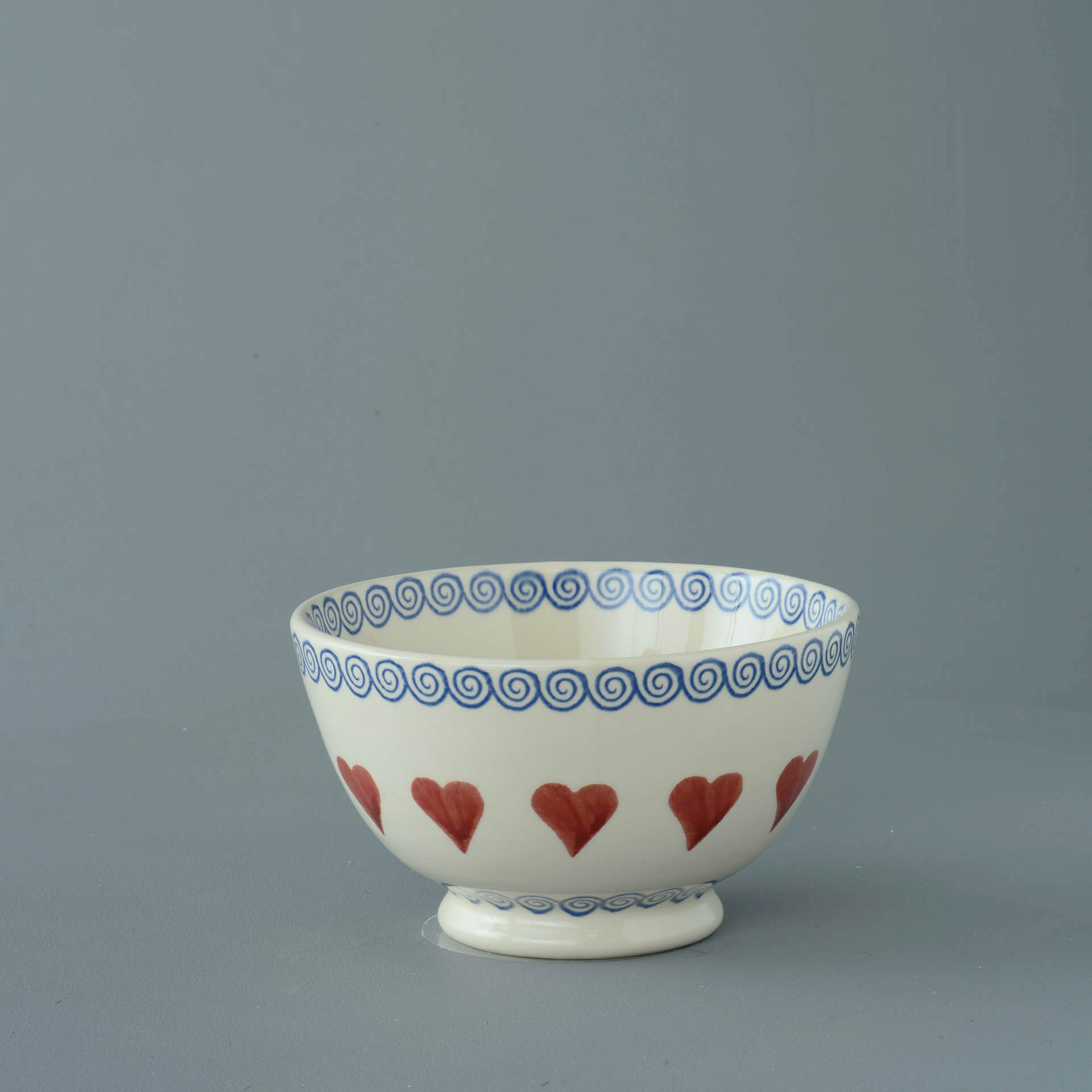 Hearts Soup Bowl 9 x 15.5cm