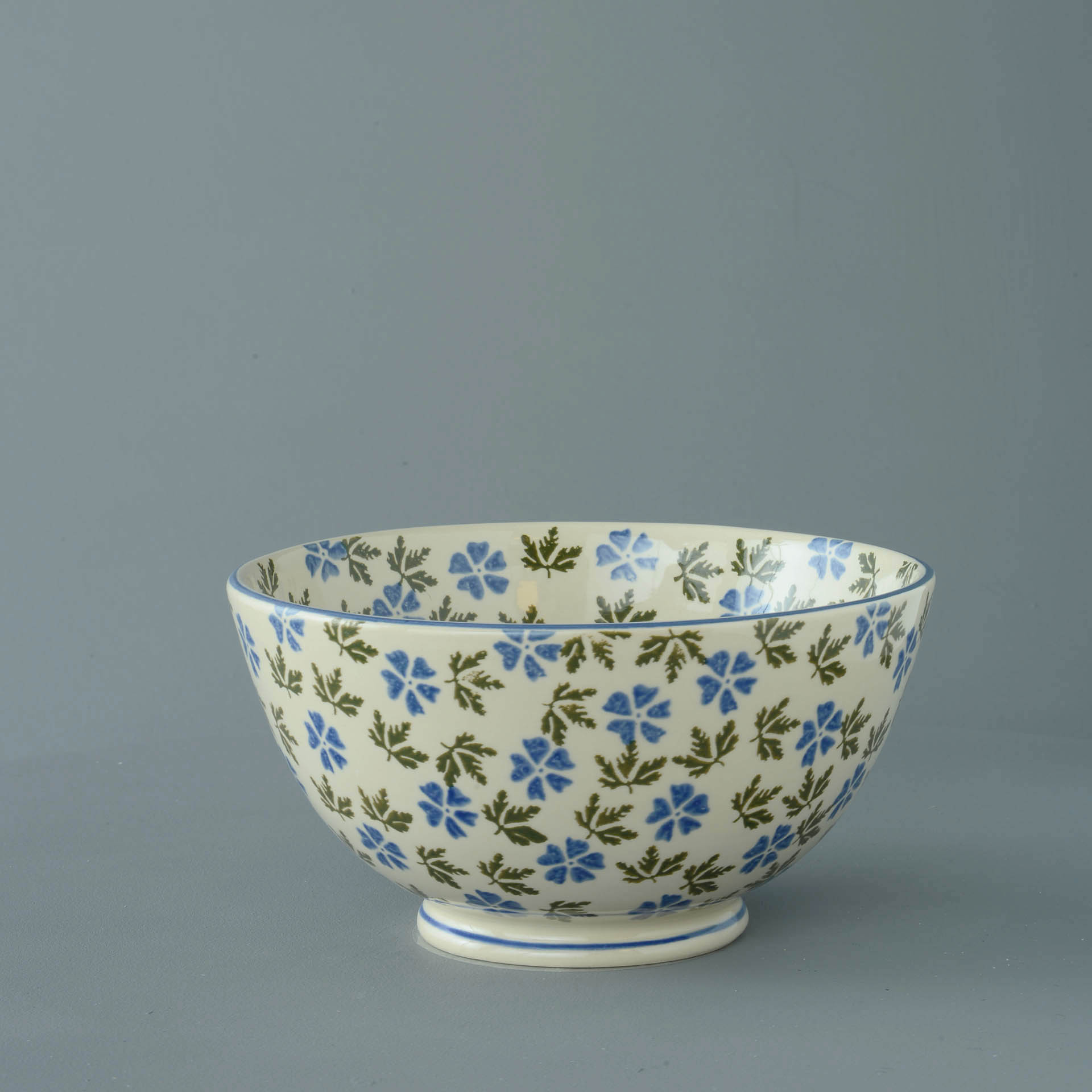 Geranium Serving Bowl 11 x 21.5cm