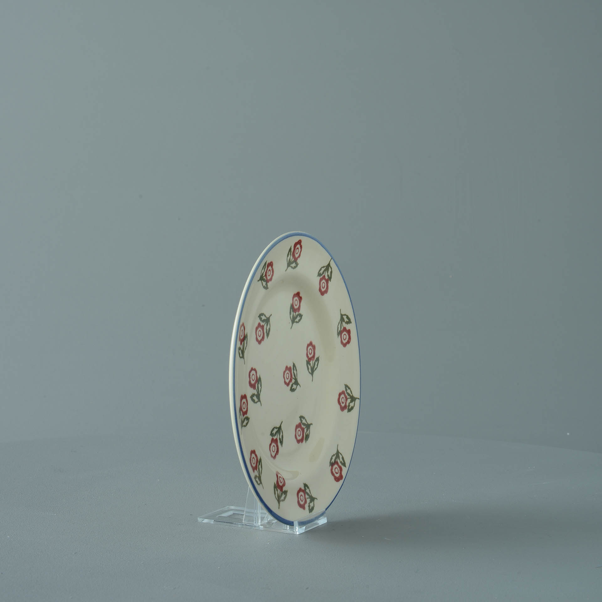 Scattered Rose Side plate