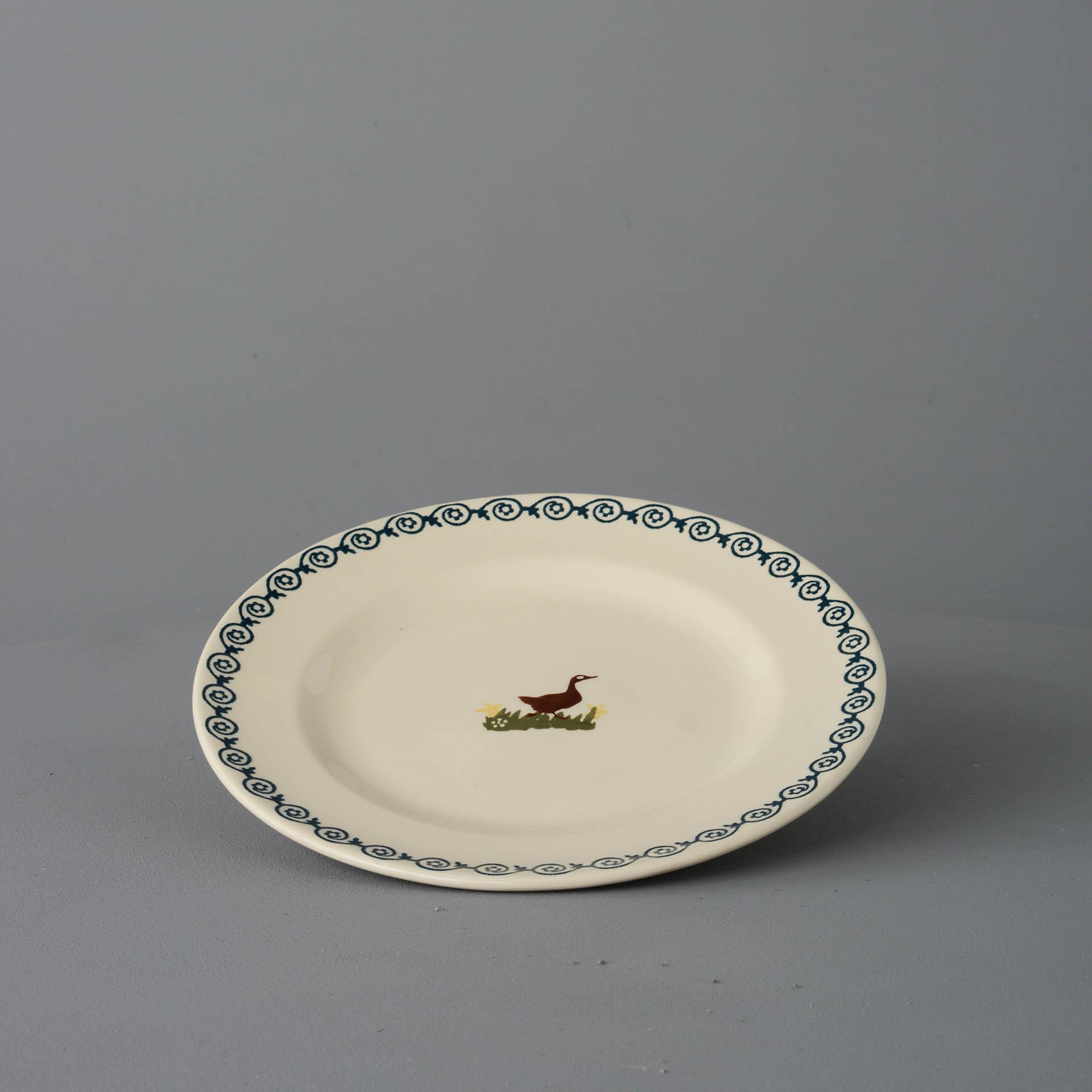 Ducks Dessert plate