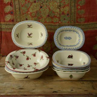 Brixton Pottery Pie Dish, Large, Standard