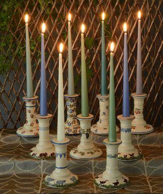 Brixton Pottery Candlestick