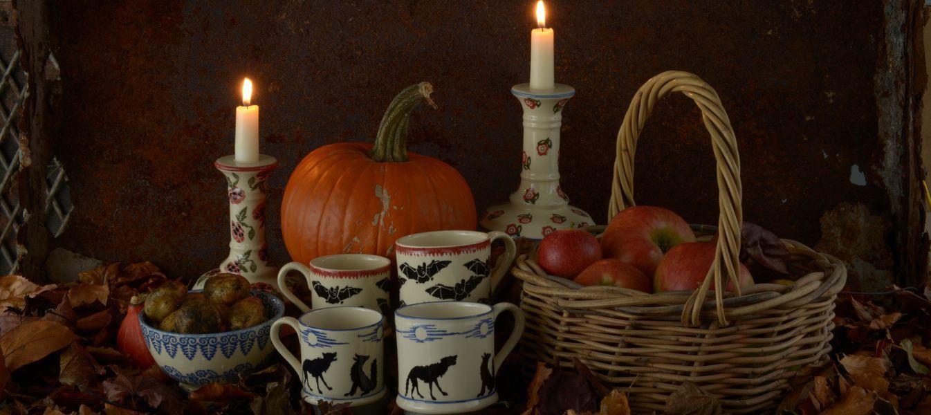 Halloween Gifts, Wolves, Bats