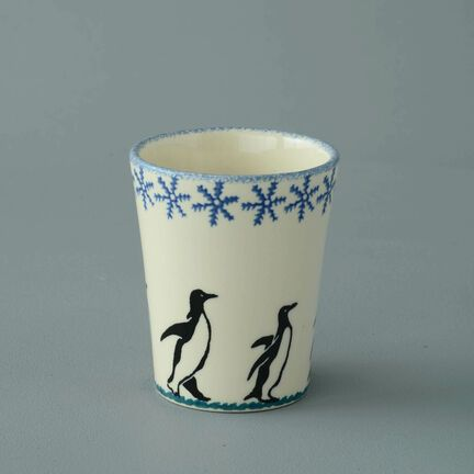 Bathroom Beaker Small Penguin