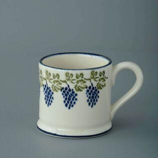 Mug Small Grapes And Vine