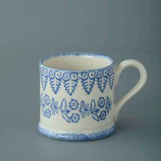 Mug Small Lacey Blue